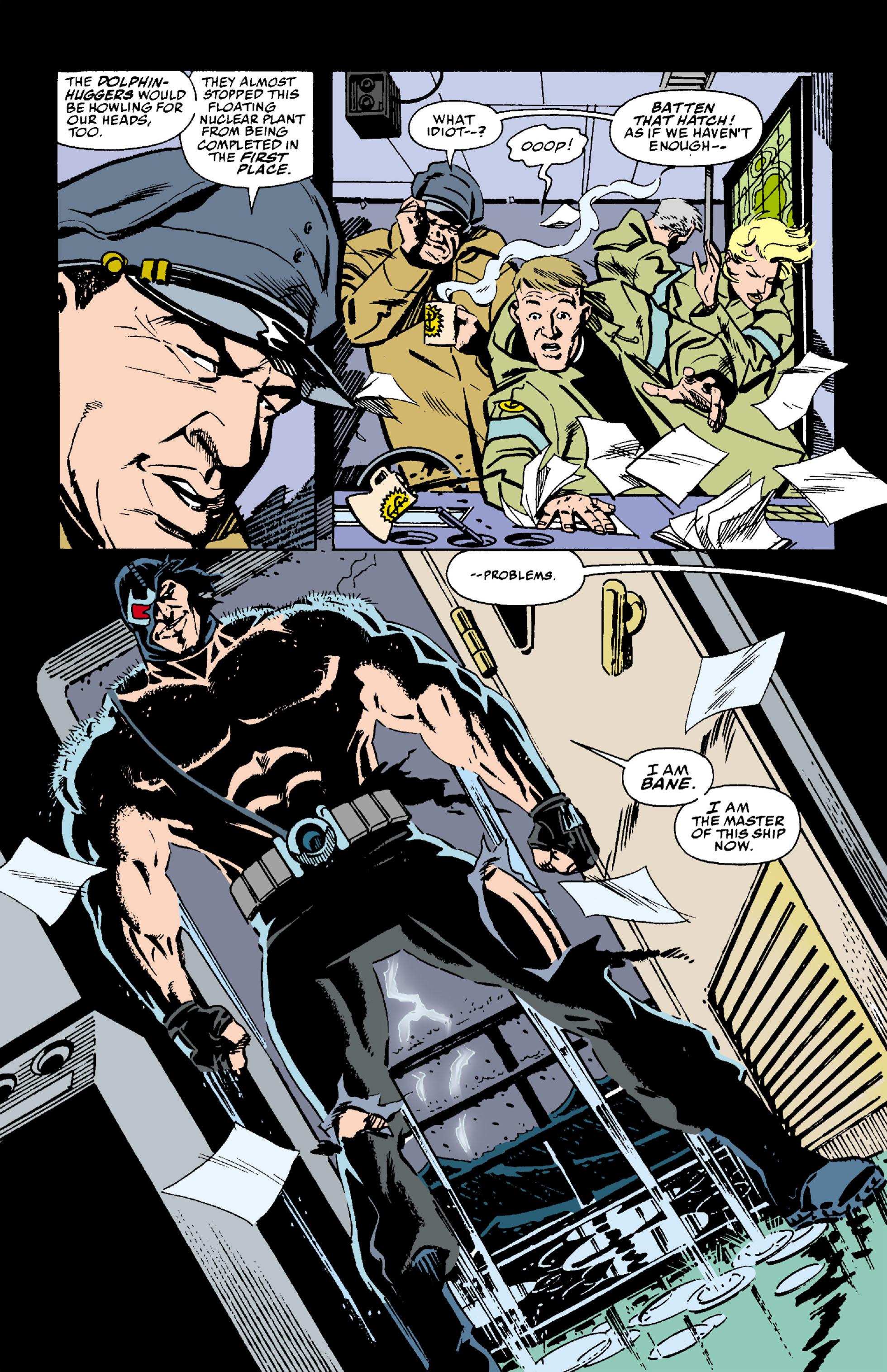 Read online Batman: Bane comic -  Issue # Full - 9