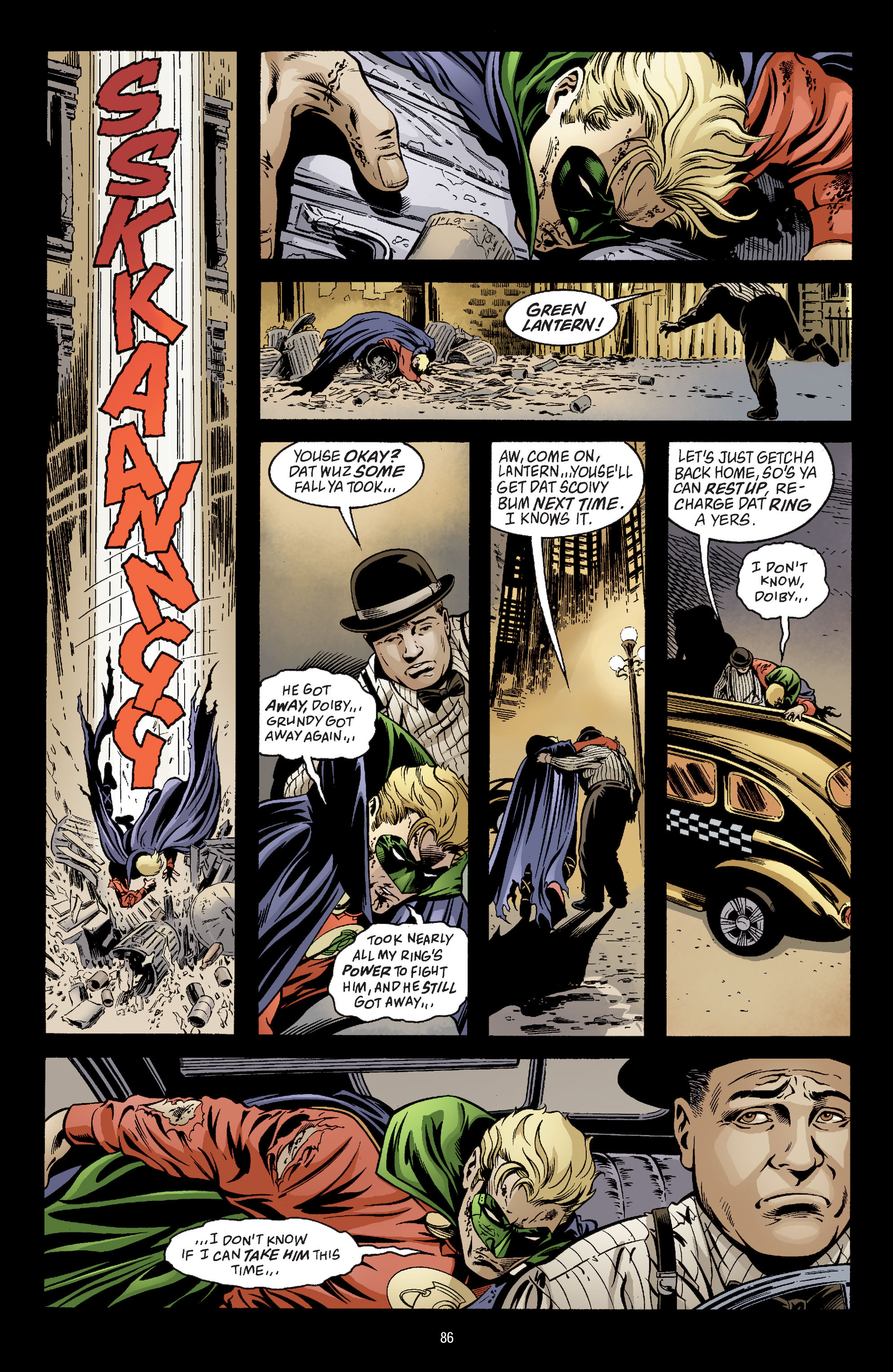 Batman: The Man Who Laughs chap 1 pic 87