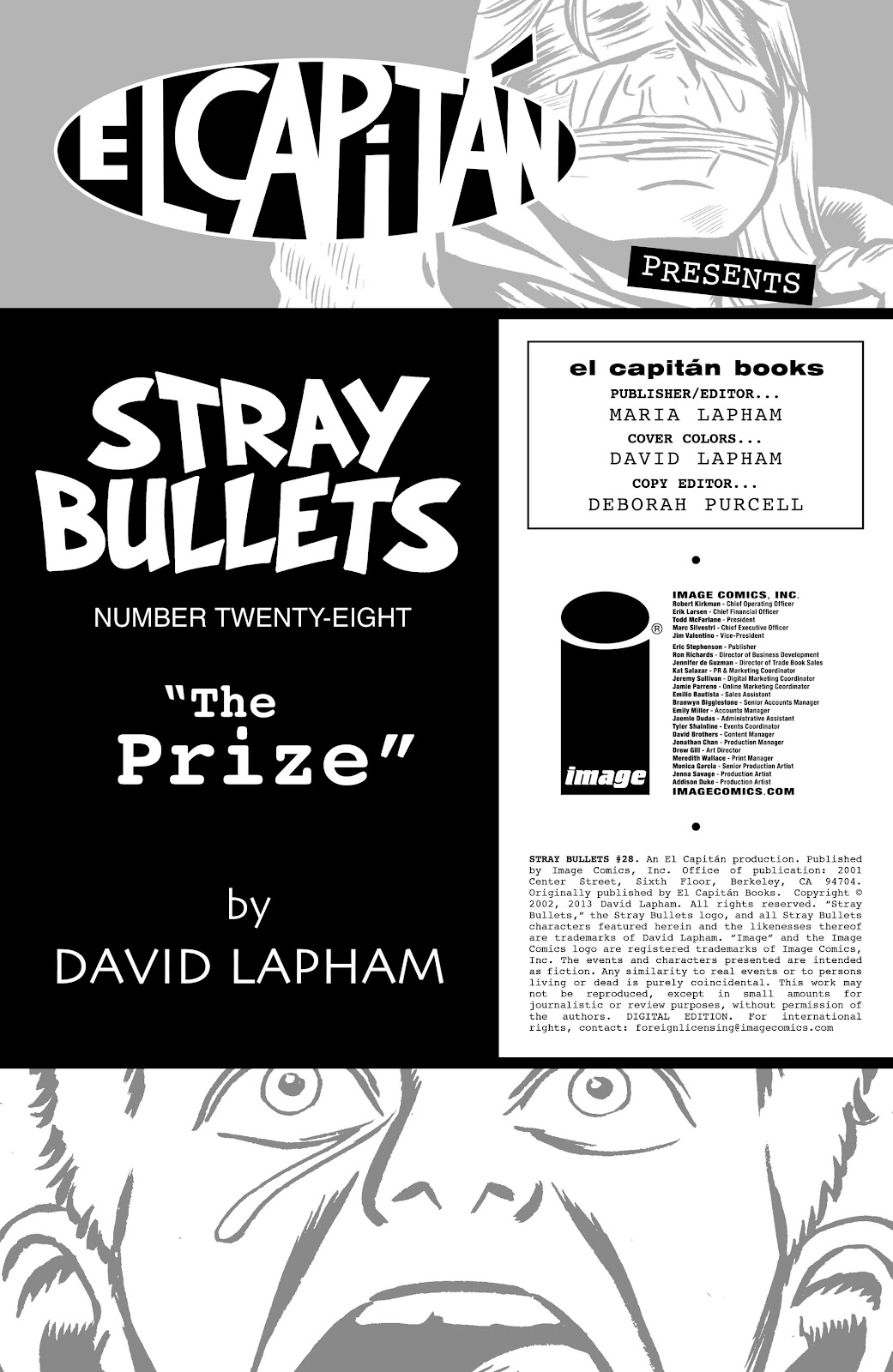 Stray Bullets Issue #28 #28 - English 2