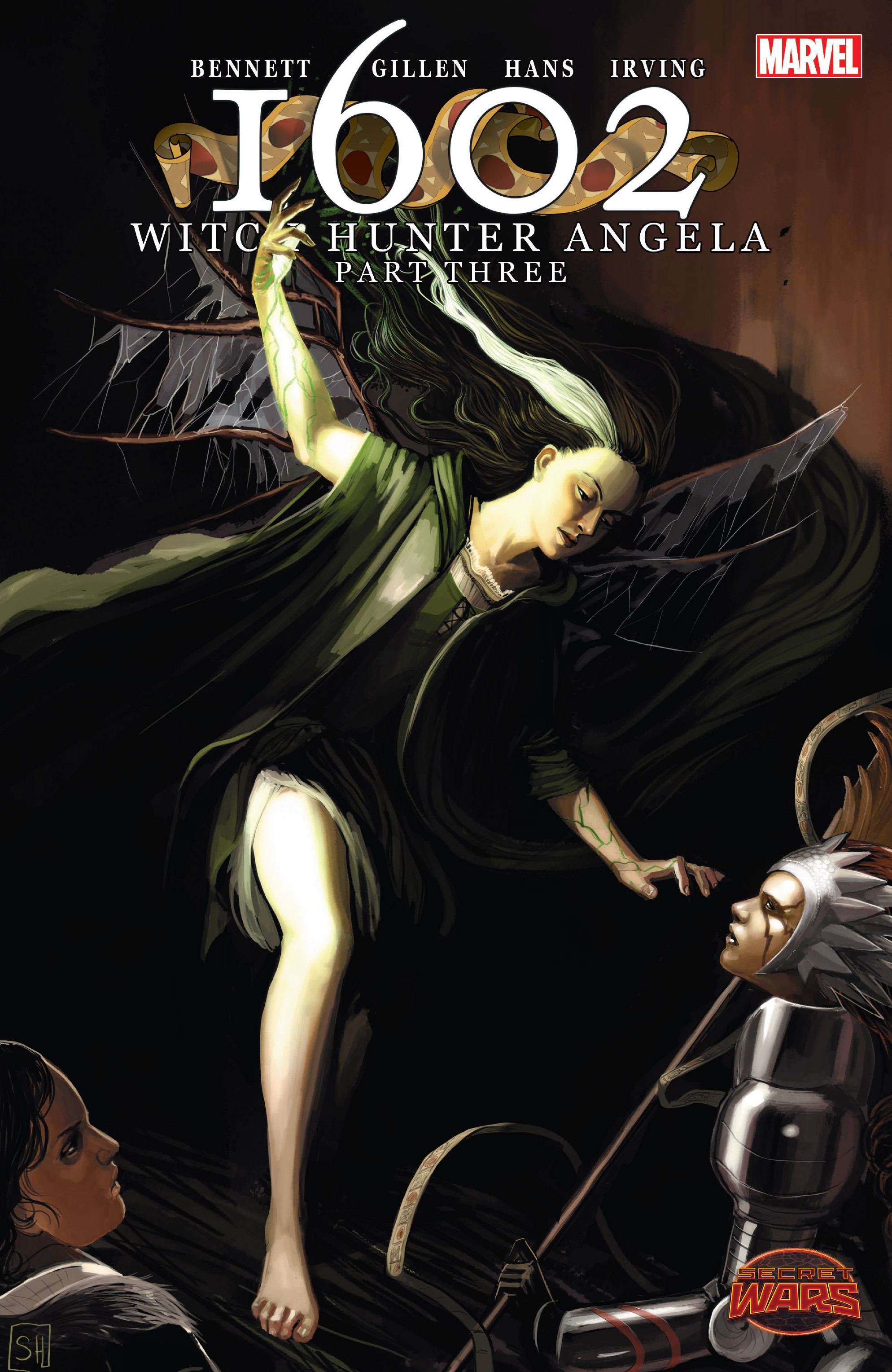 1602 Witch Hunter Angela 3 Page 1