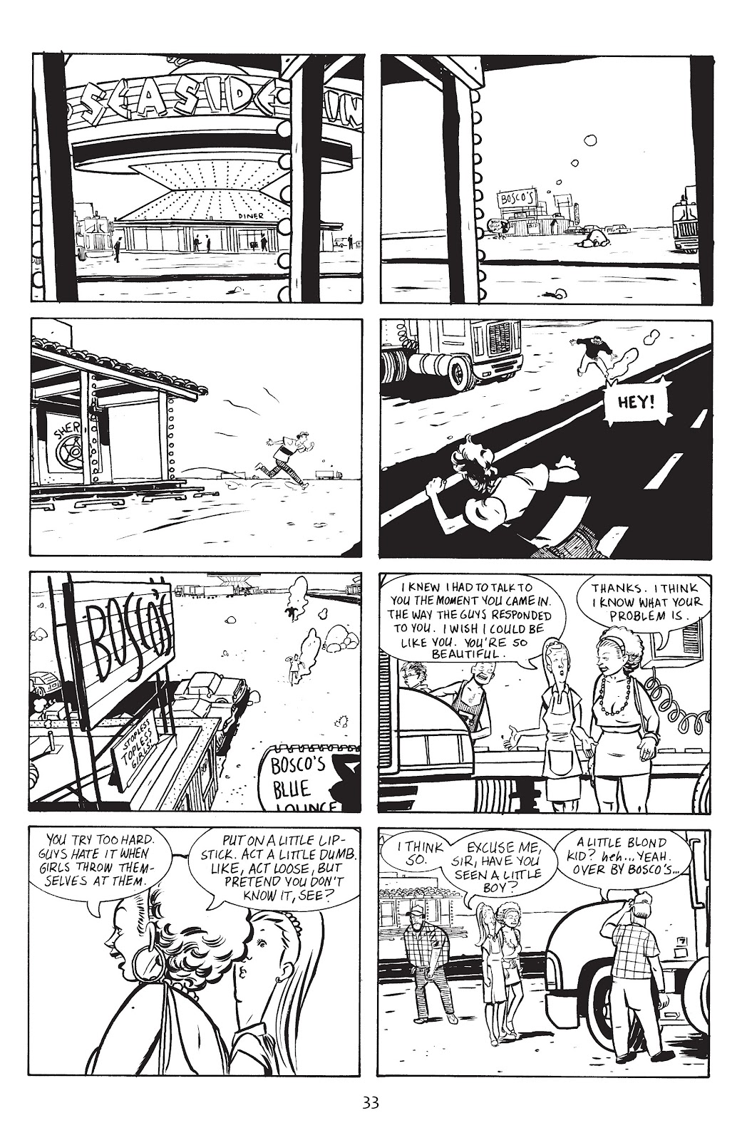 Stray Bullets Issue #14 #14 - English 35