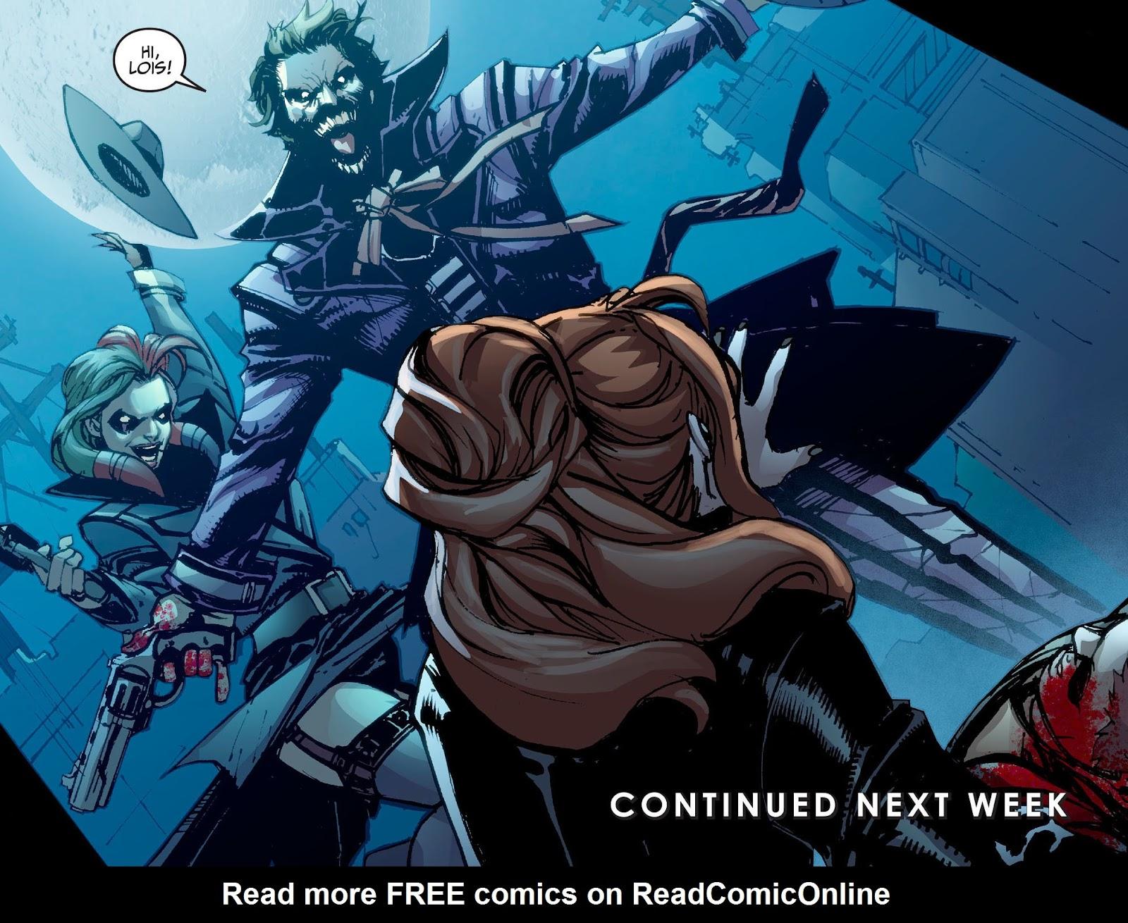 Injustice: Gods Among Us [I] Issue #1 #2 - English 22