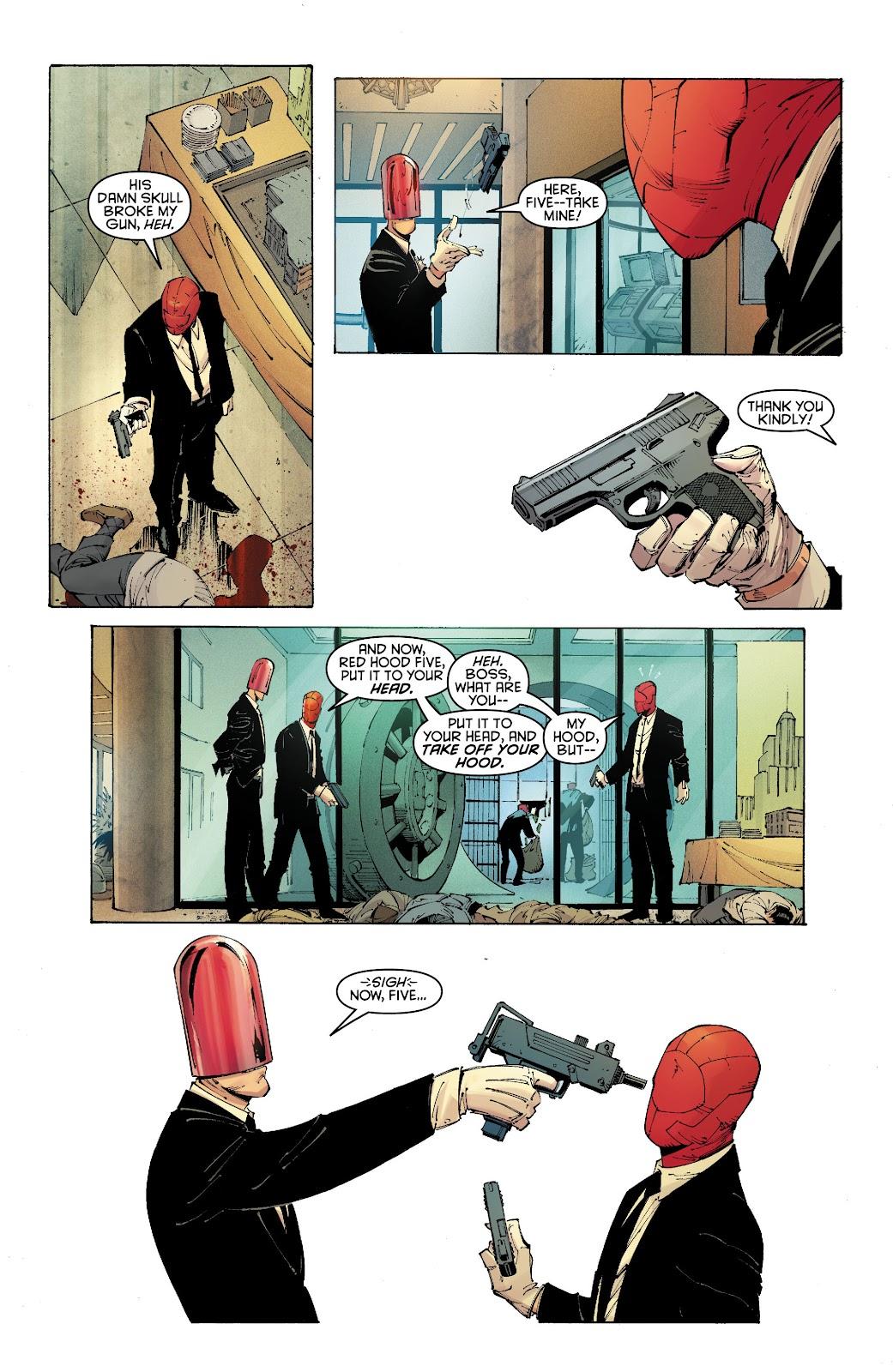 Batman (2011) Issue #0 #15 - English 5