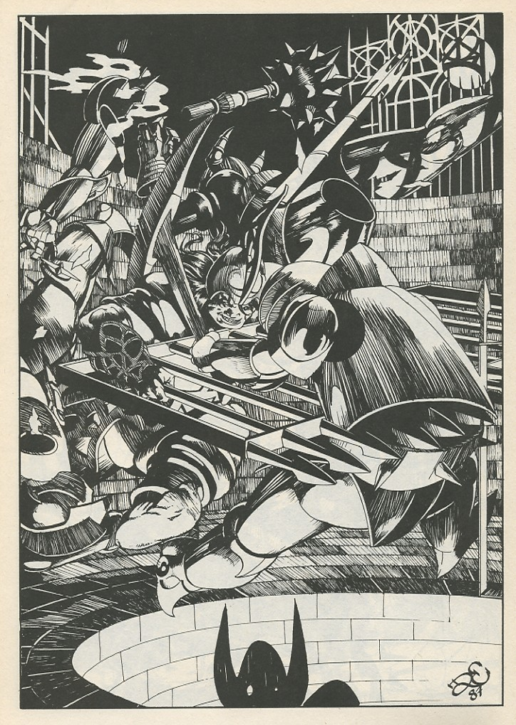 The Savage Sword Of Conan Issue #141 #142 - English 60