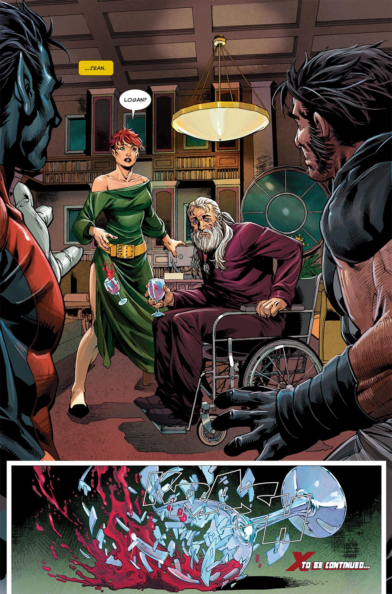 Uncanny X-Force (2010) #11 #26 - English 22