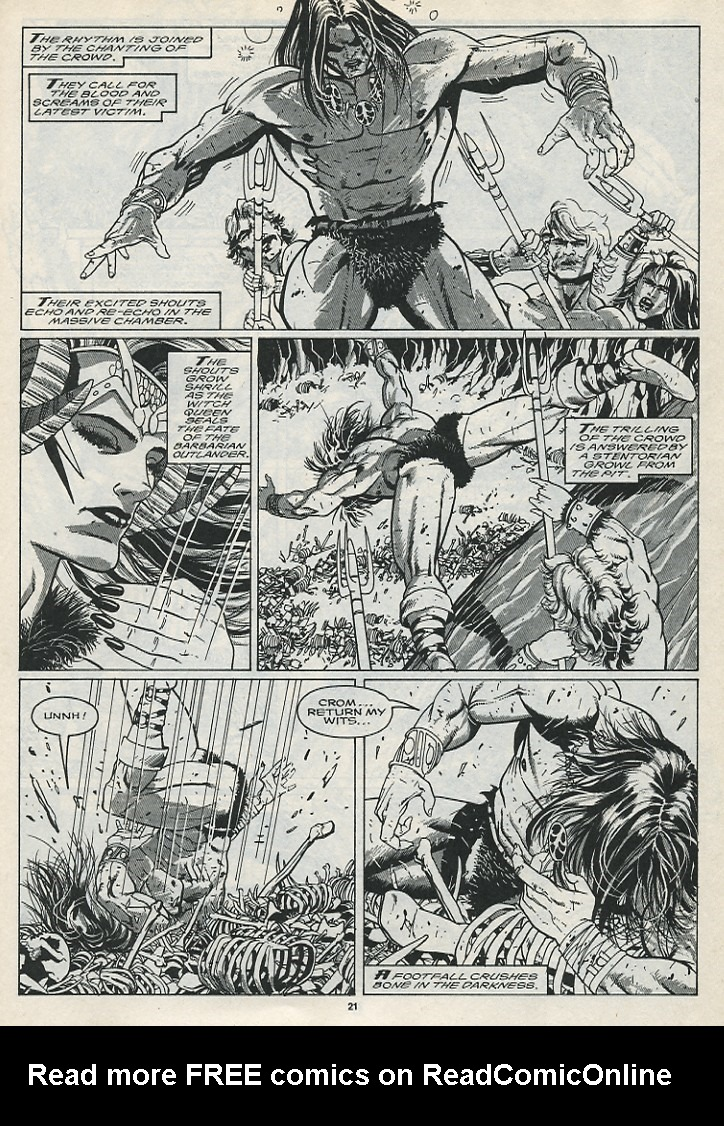 The Savage Sword Of Conan Issue #176 #177 - English 23