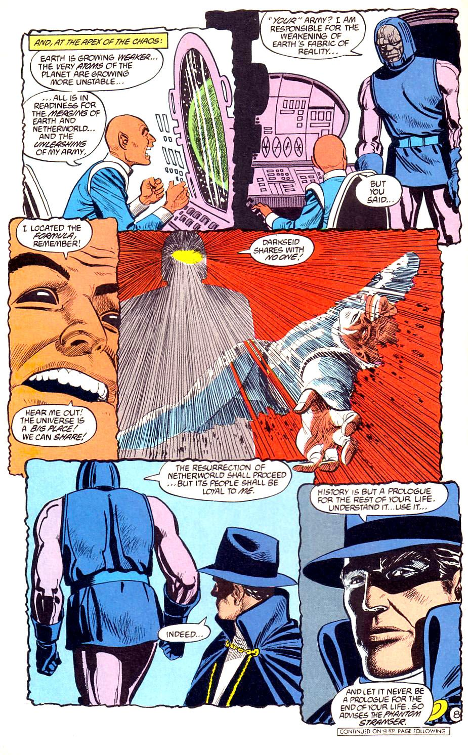 DC Challenge #12 #12 - English 9