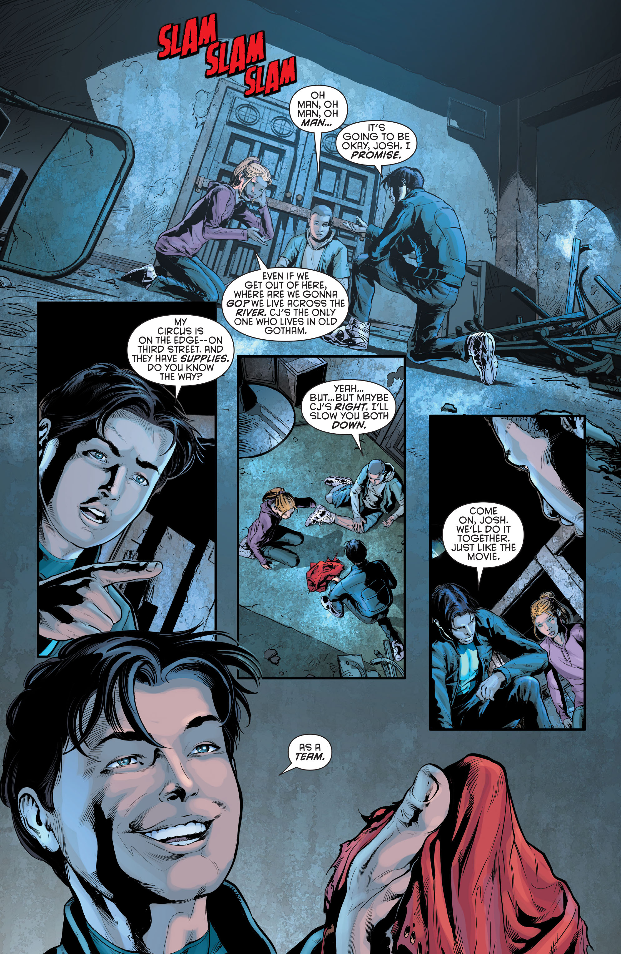DC Comics: Zero Year chap tpb pic 361