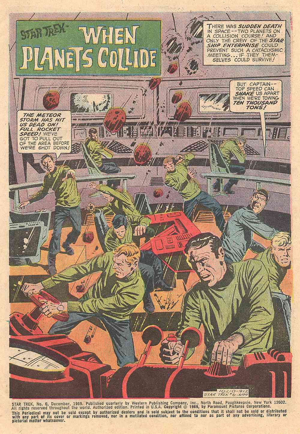 Star Trek (1967) Issue #6 #6 - English 2