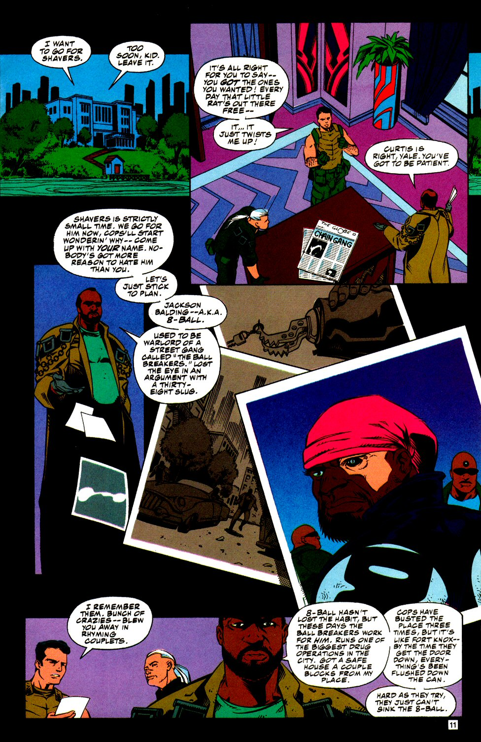 Chain Gang War 2 Page 11