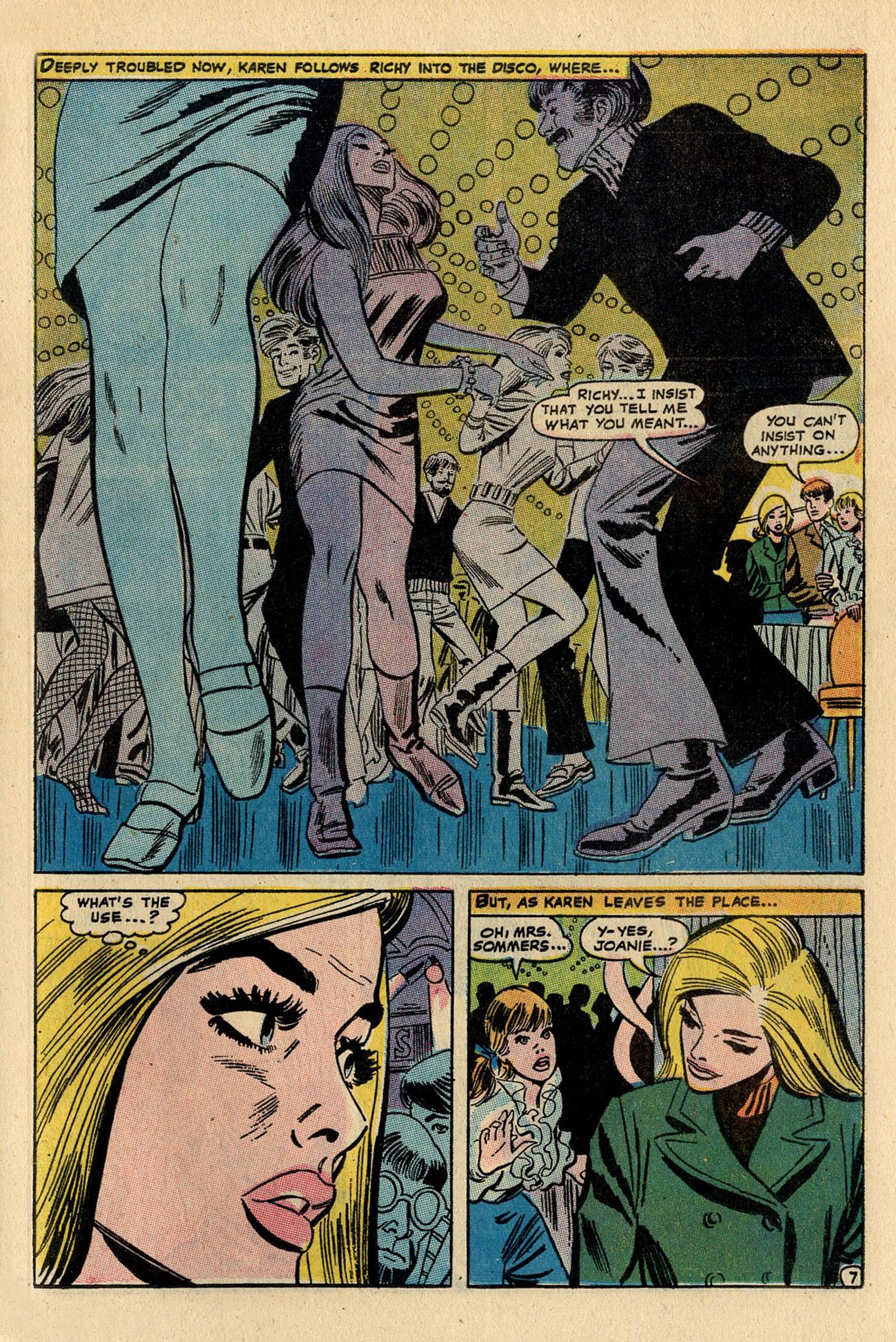 Read online Secret Hearts comic -  Issue #137 - 25