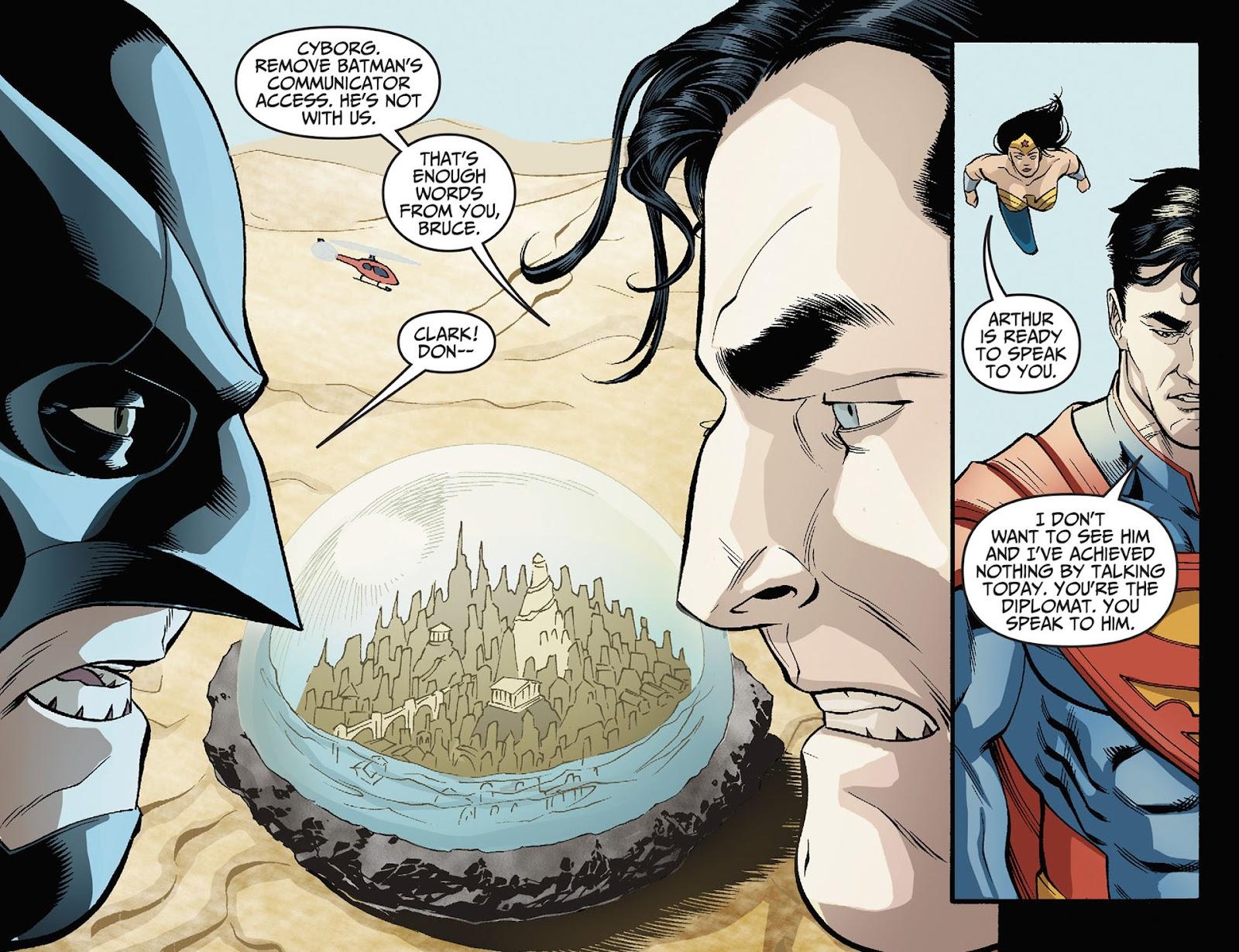 Injustice: Gods Among Us [I] Issue #12 #13 - English 18