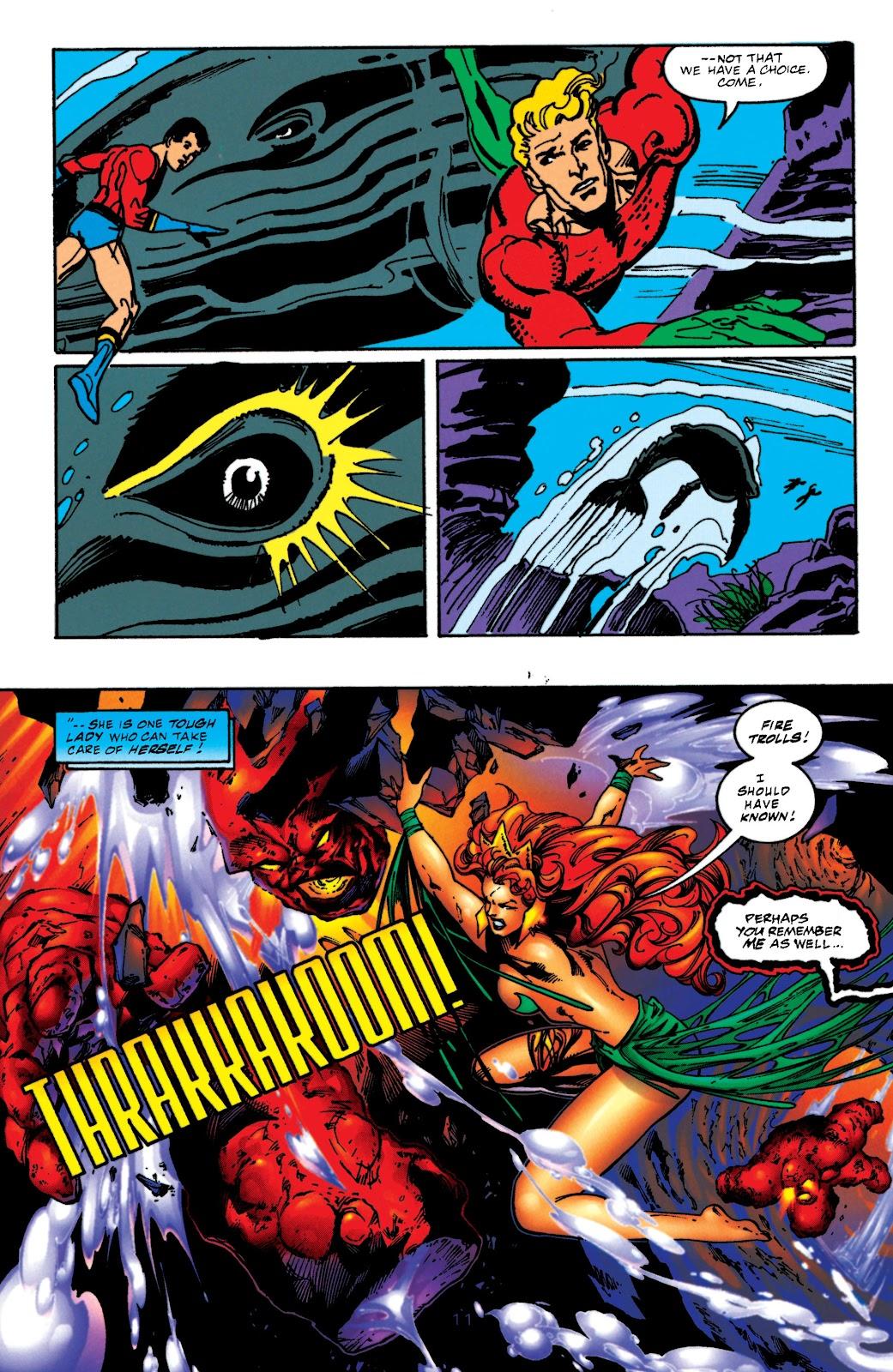 Aquaman (1994) Issue #52 #58 - English 11