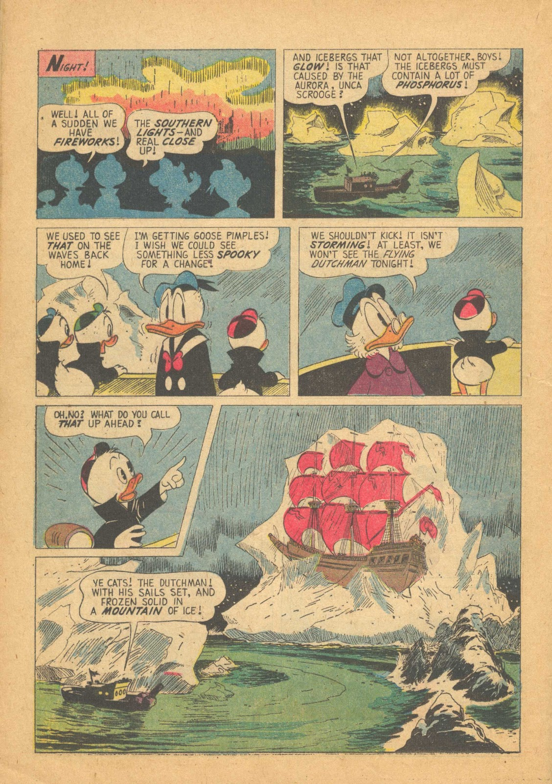 Uncle Scrooge (1953) Issue #25 #25 - English 20