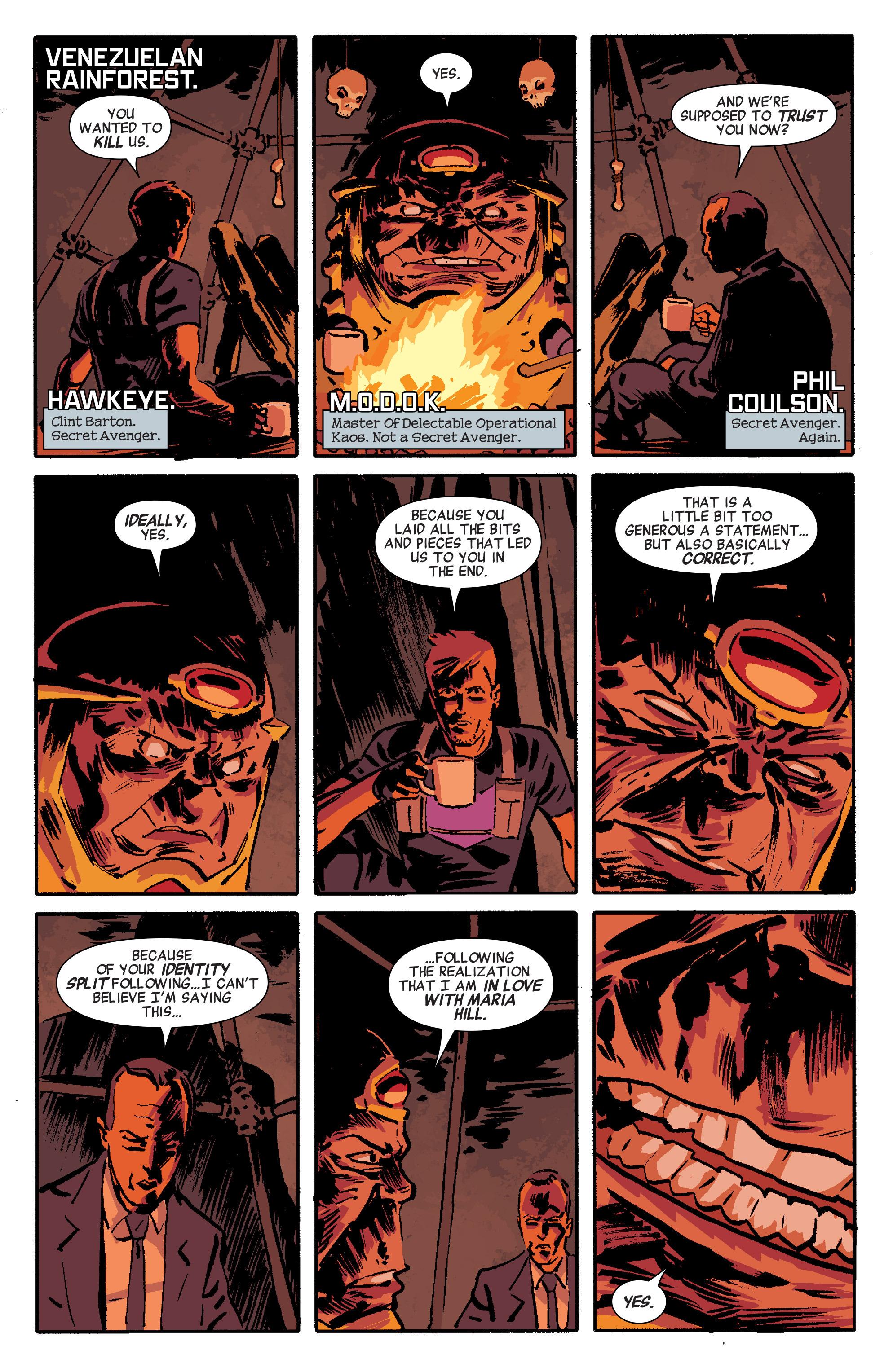 Read online Secret Avengers (2014) comic -  Issue #12 - 3