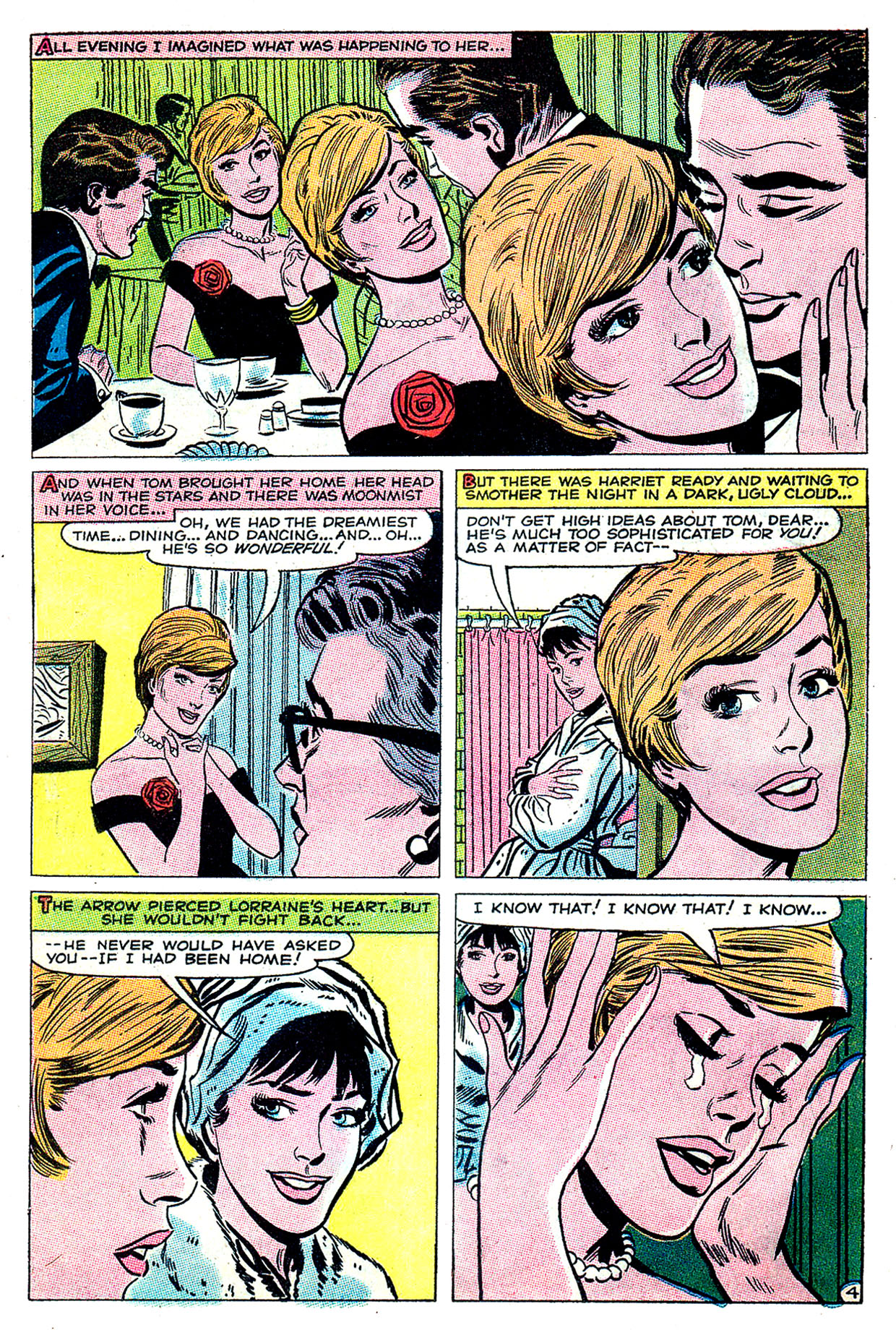 Read online Secret Hearts comic -  Issue #135 - 14
