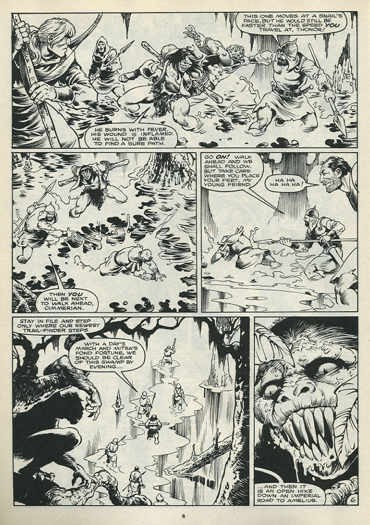 The Savage Sword Of Conan Issue #172 #173 - English 8