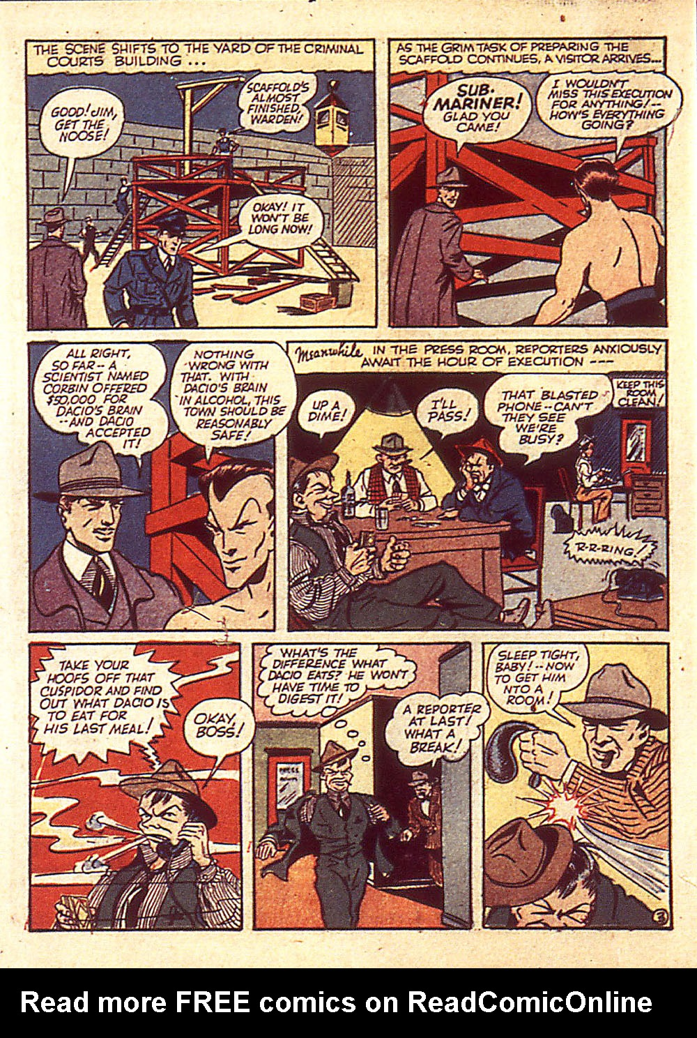 Sub-Mariner Comics Issue #4 #4 - English 27