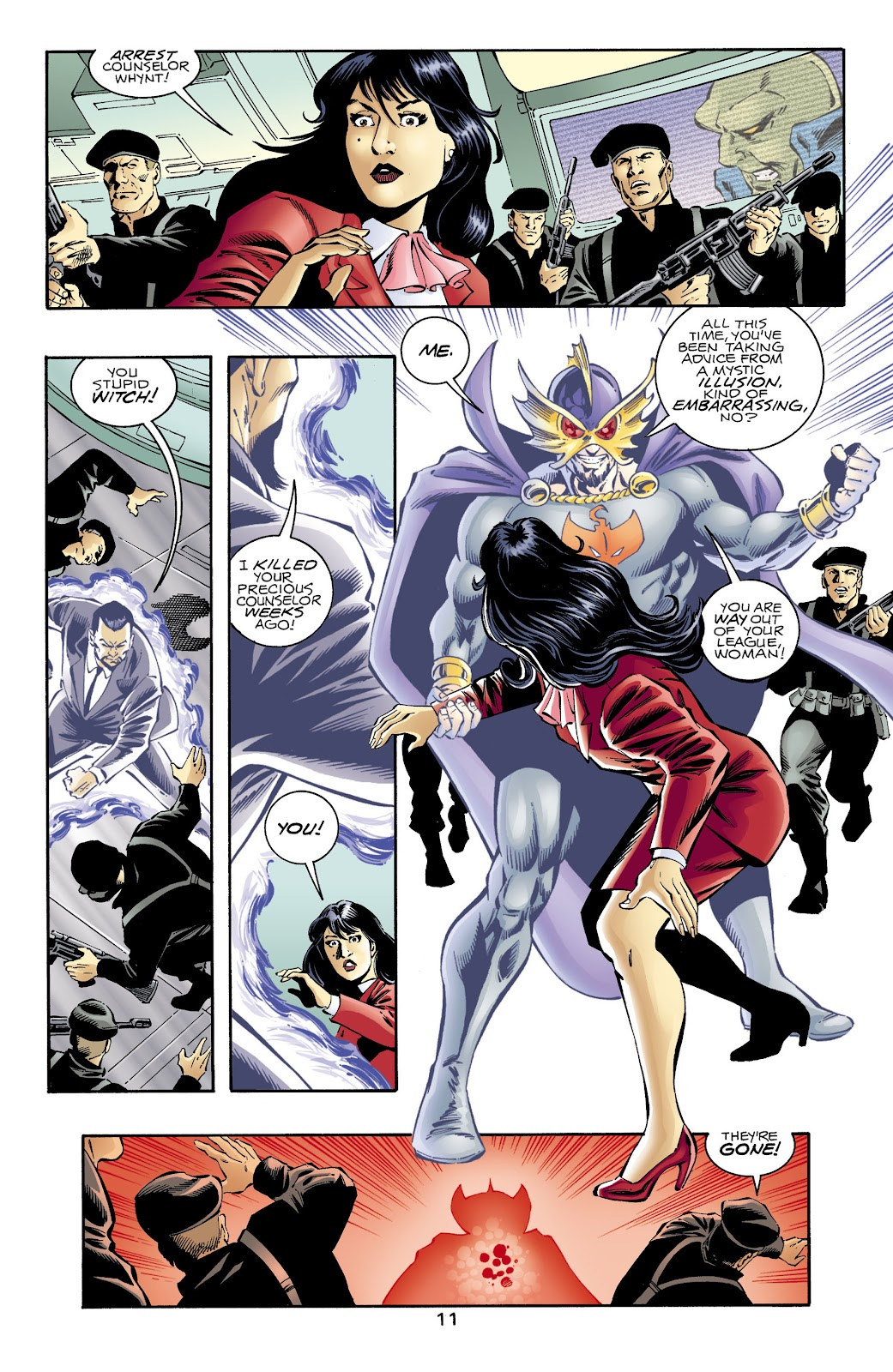 Aquaman (1994) Issue #67 #73 - English 11