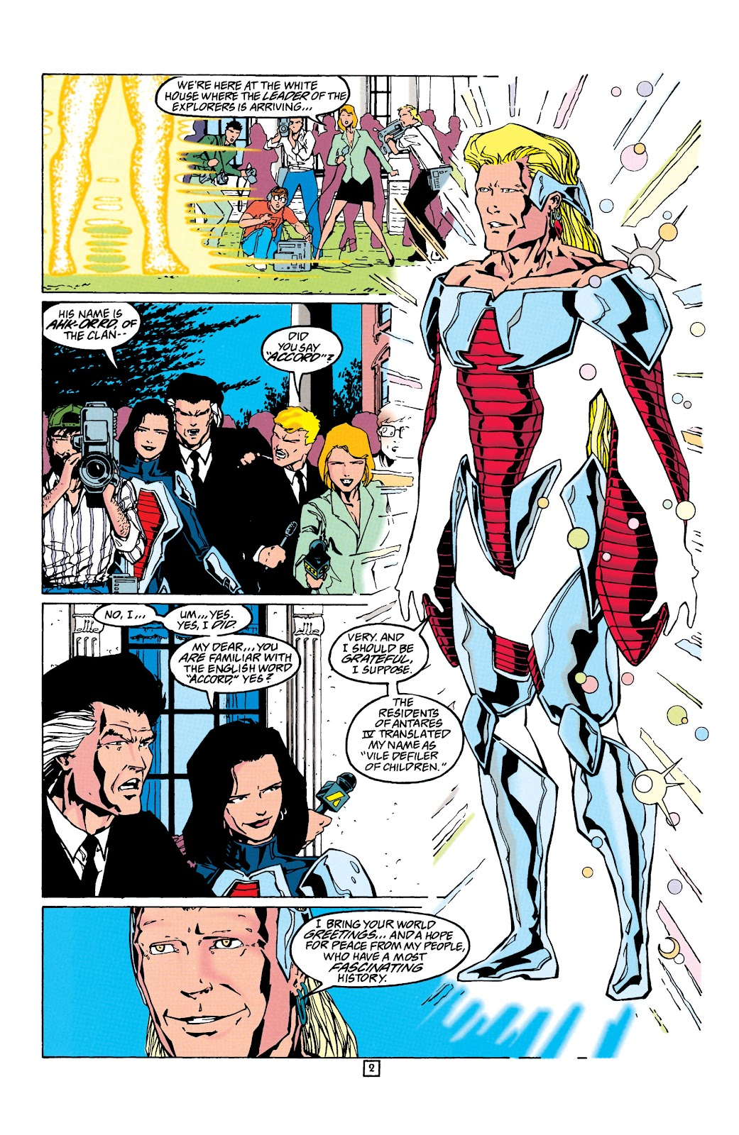 Aquaman (1994) Issue #24 #30 - English 3