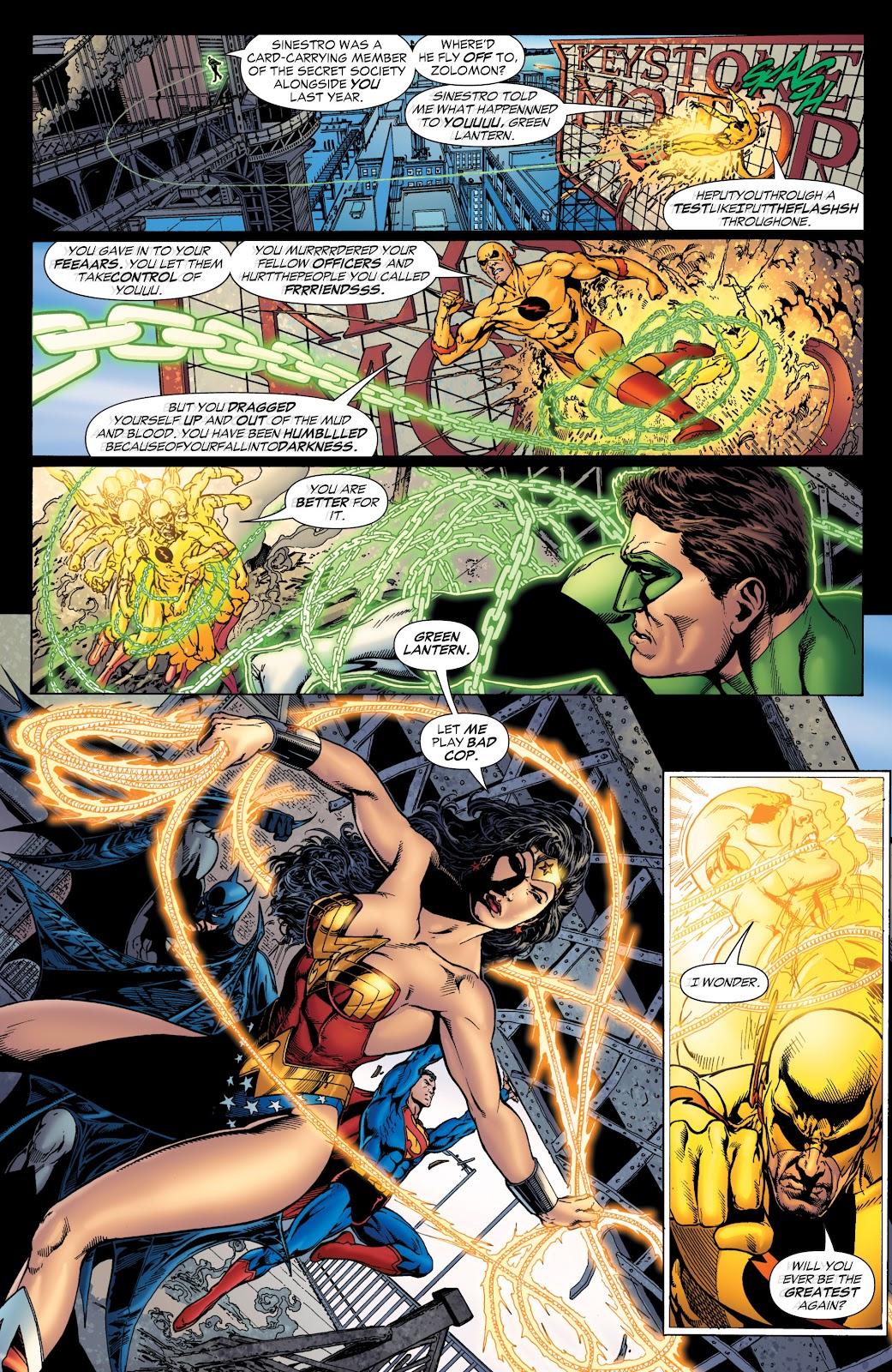Green Lantern: The Sinestro Corps War Full #1 - English 13