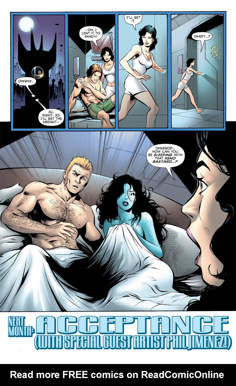 Legion of Super-Heroes (2010) Issue #5 #6 - English 31
