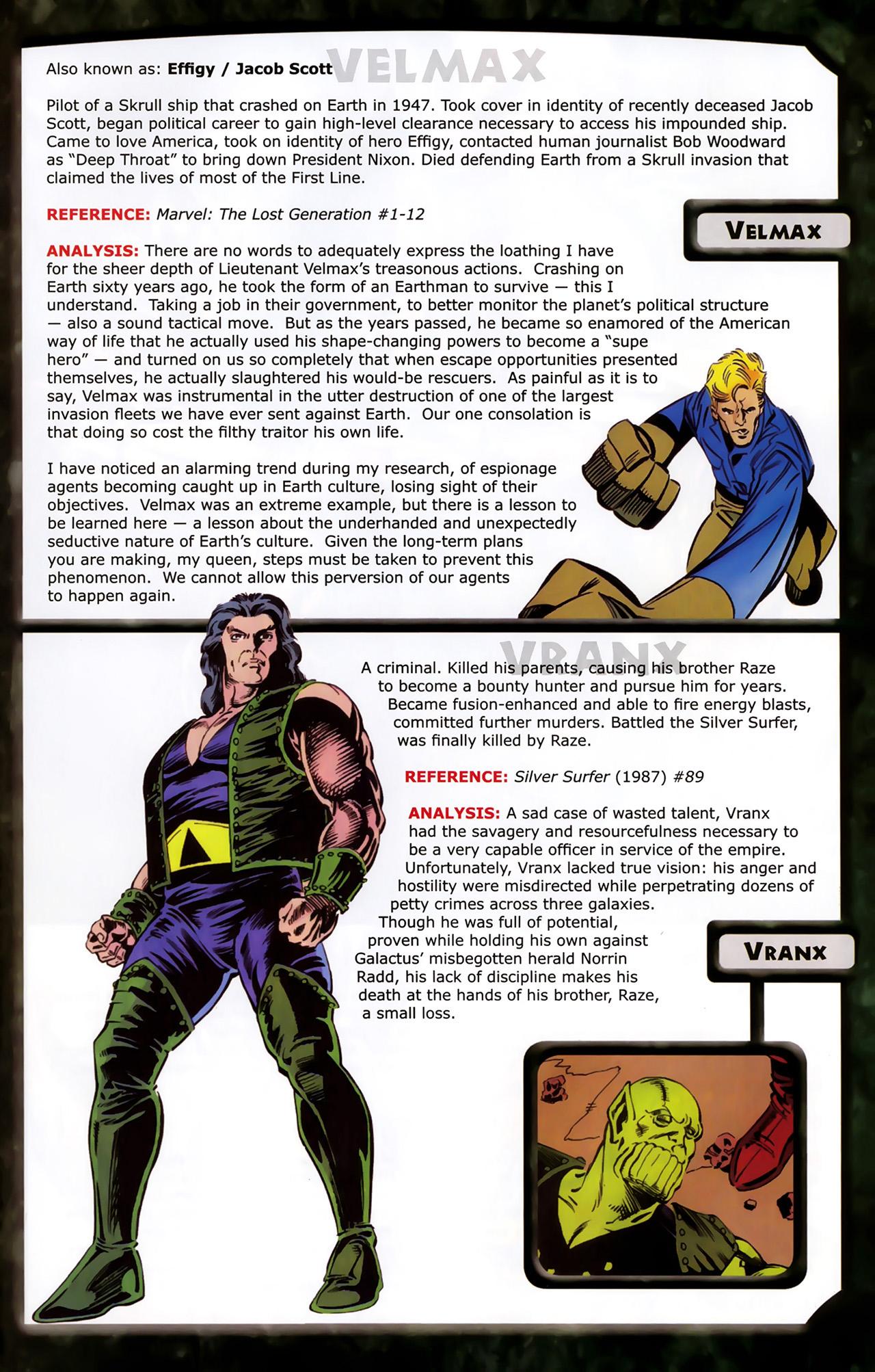 Read online Skrulls! comic -  Issue # Full - 53