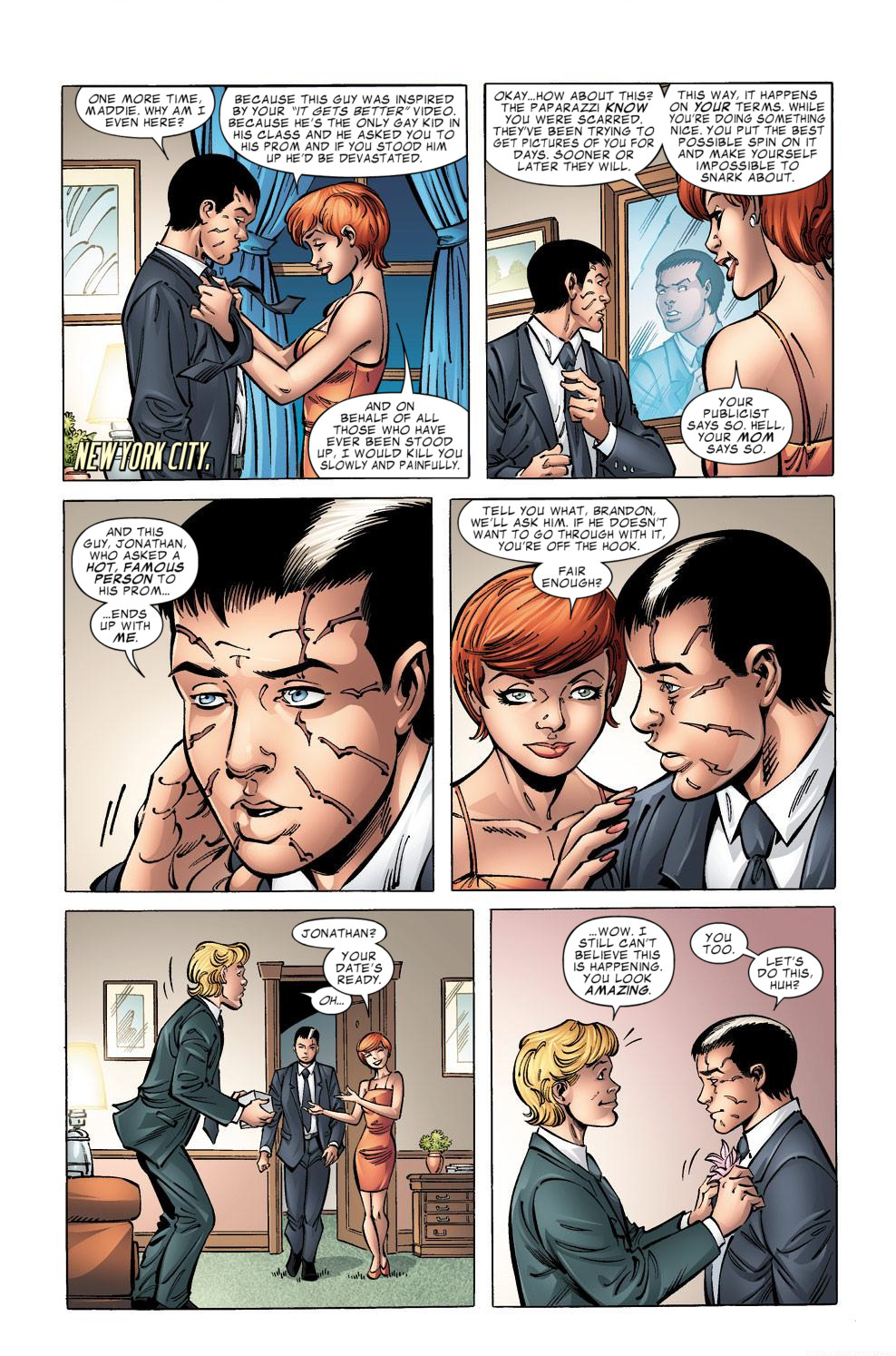 Avengers Academy Issue #39 #40 - English 8