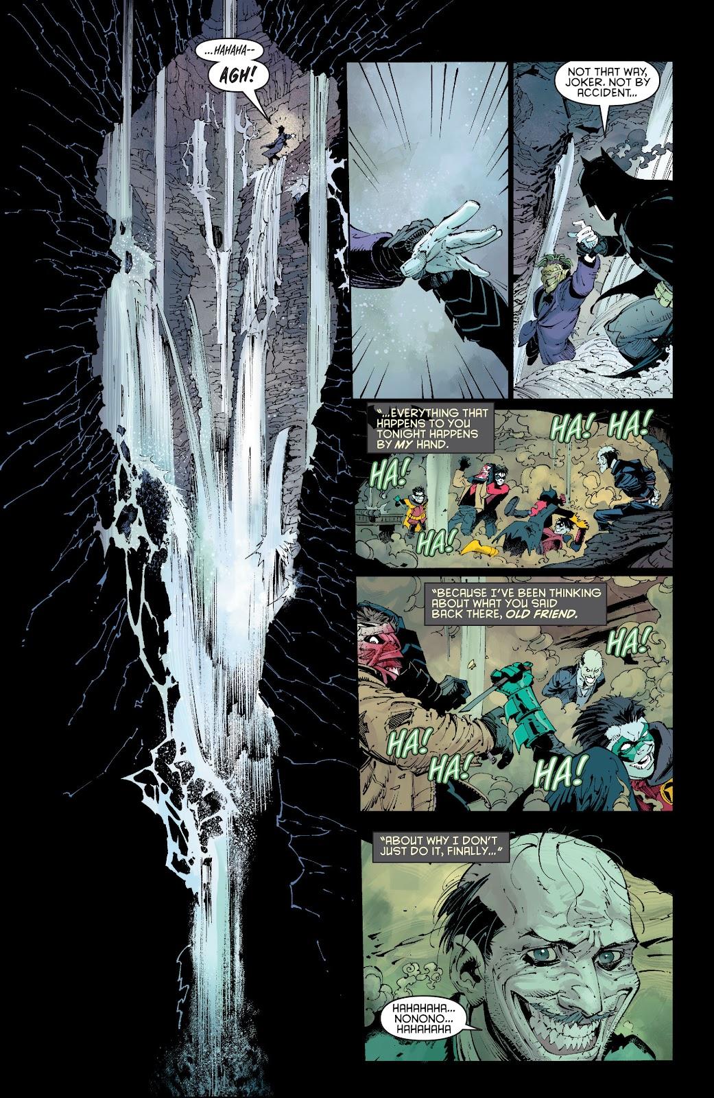 Batman (2011) Issue #17 #32 - English 20