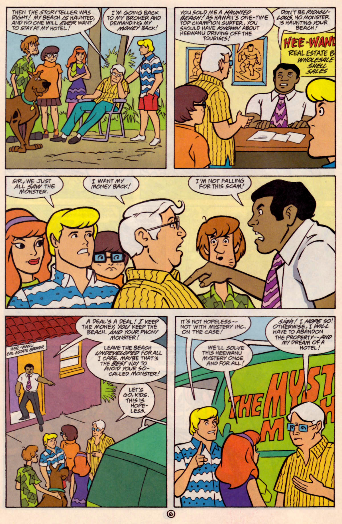 Read online Scooby-Doo (1997) comic -  Issue #24 - 19