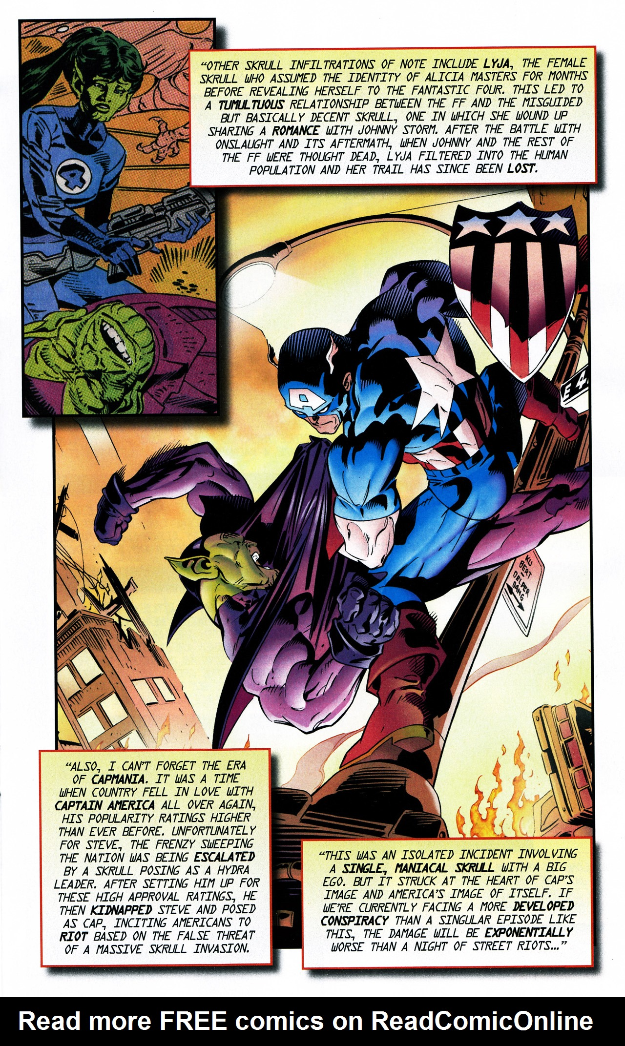 Read online Secret Invasion Saga comic -  Issue # Full - 19