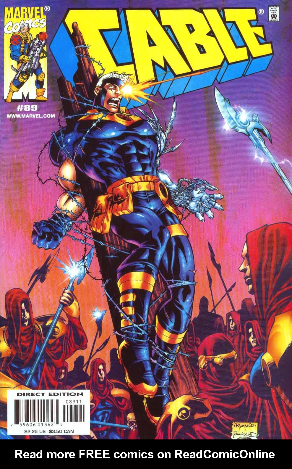 Cable (1993) 89 Page 1