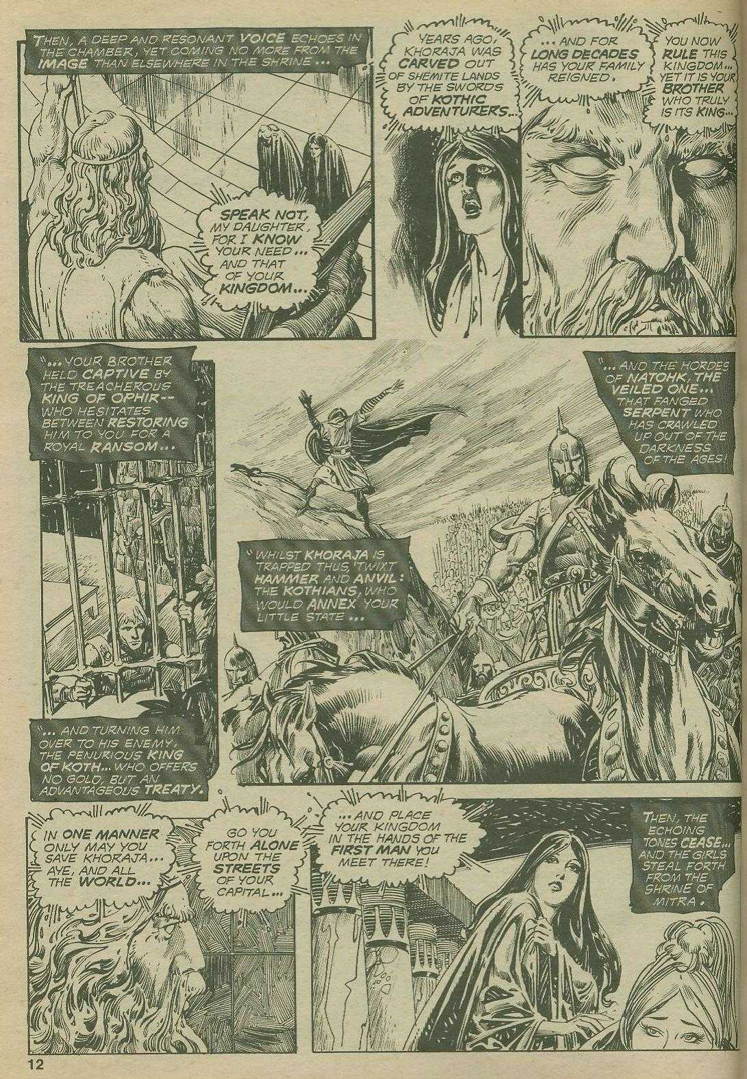 The Savage Sword Of Conan Issue #2 #3 - English 12