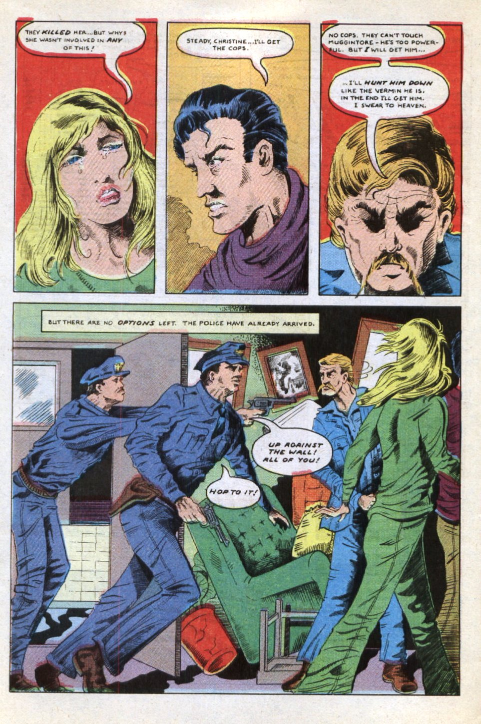 Read online Scary Tales comic -  Issue #40 - 8