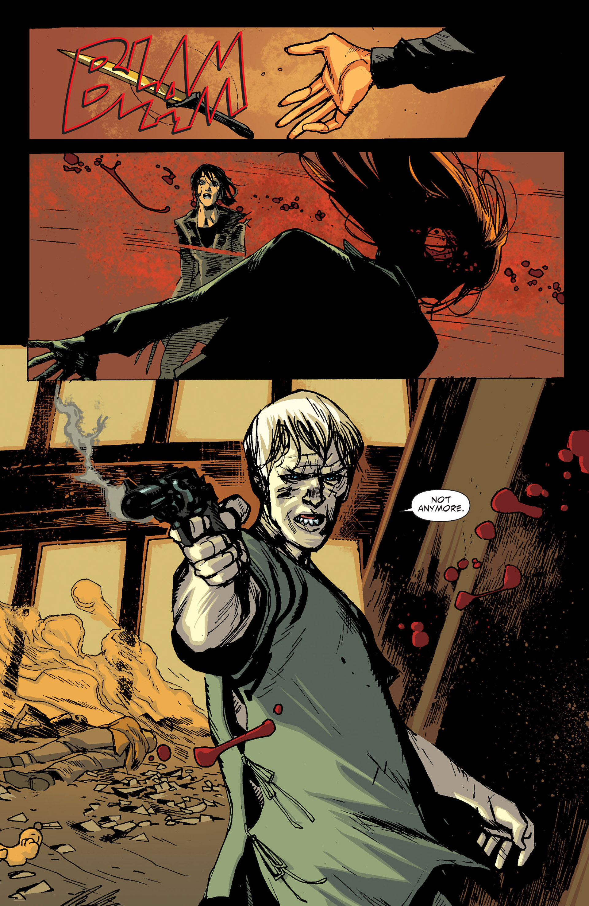 Read online American Vampire comic -  Issue #33 - 12