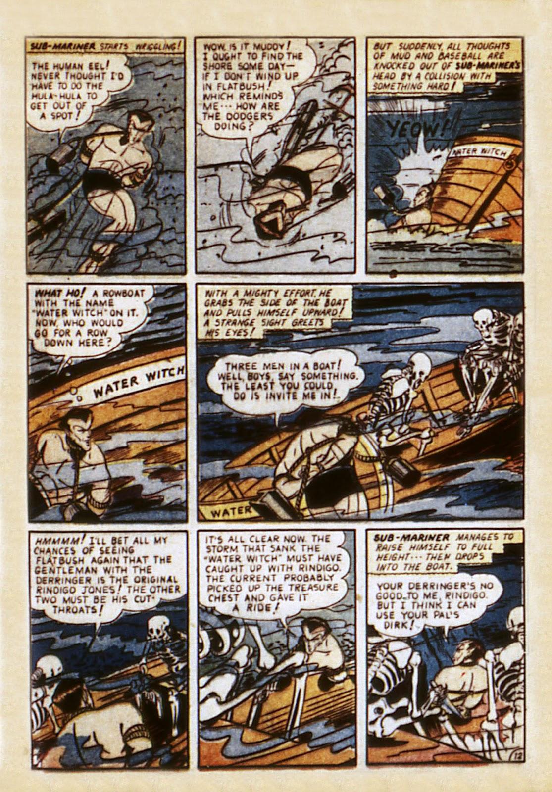 Sub-Mariner Comics Issue #7 #7 - English 57
