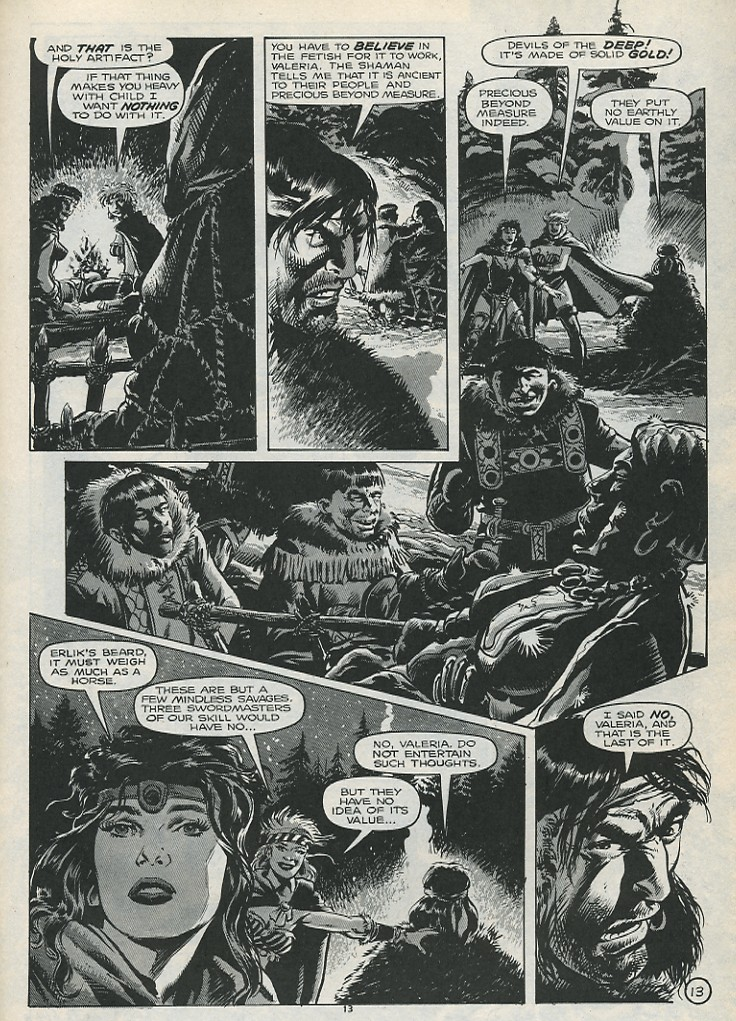 The Savage Sword Of Conan Issue #179 #180 - English 15