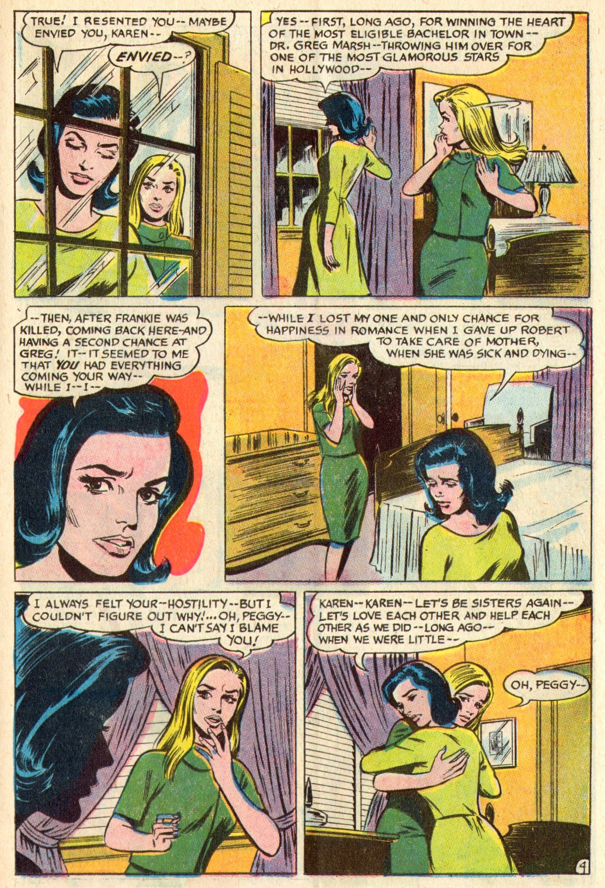 Read online Secret Hearts comic -  Issue #117 - 23