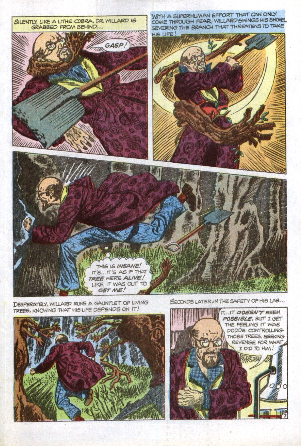 Read online Scary Tales comic -  Issue #44 - 19