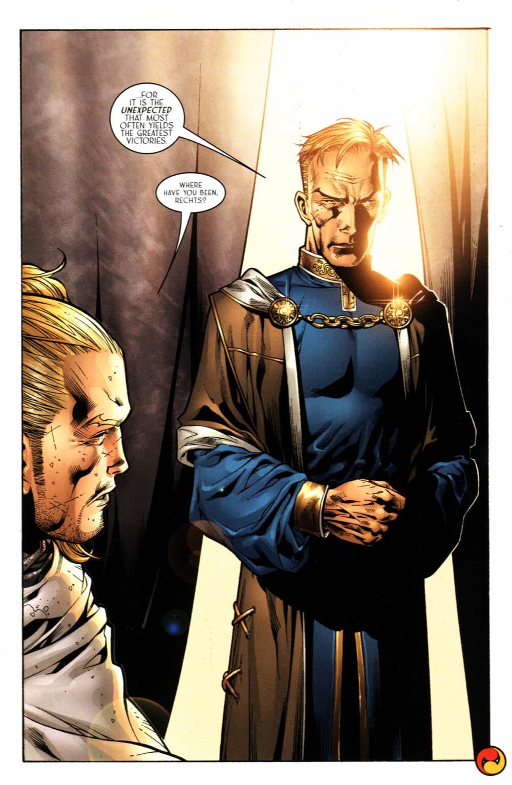 Read online Scion comic -  Issue #20 - 26