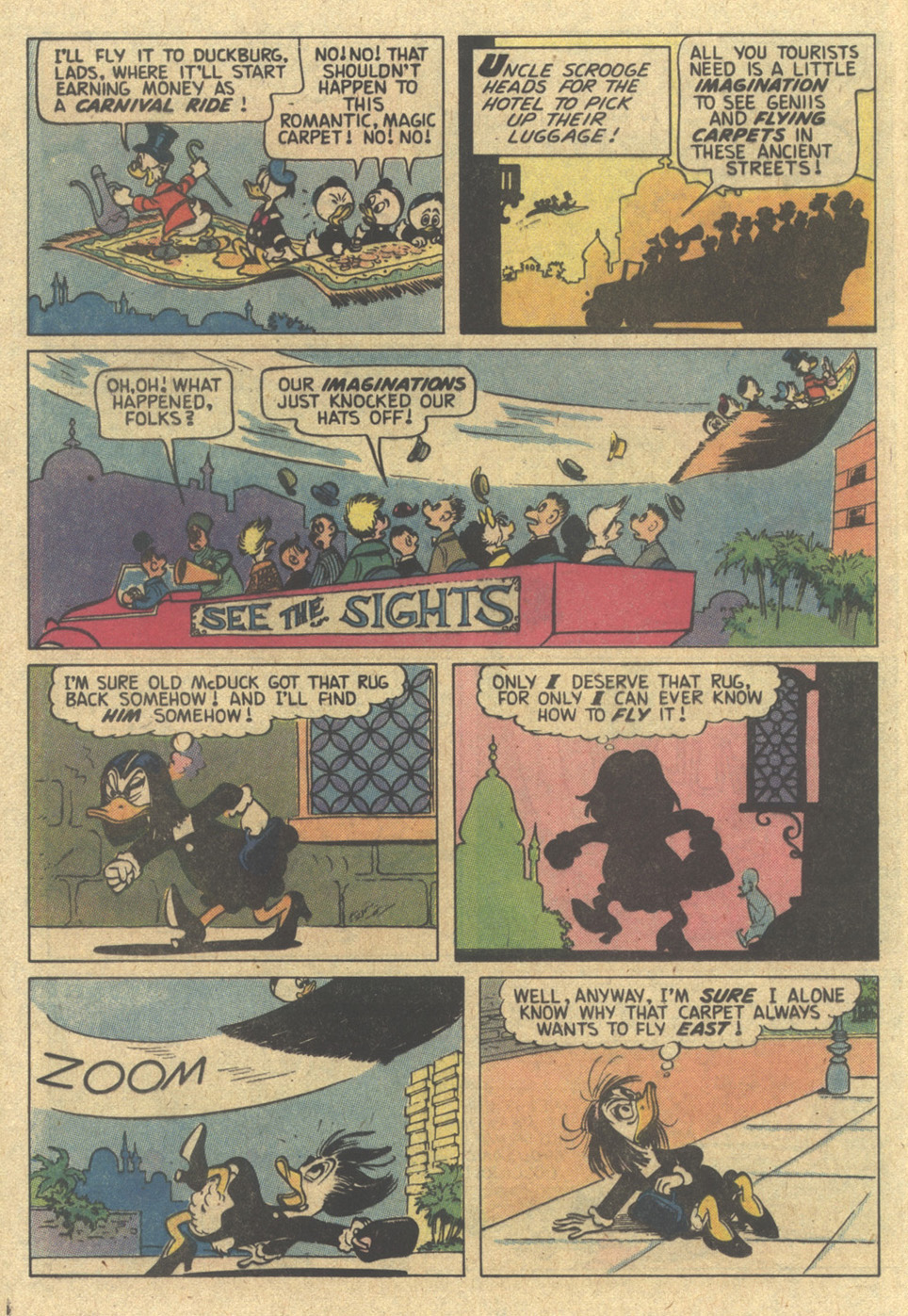 Uncle Scrooge (1953) Issue #187 #187 - English 12