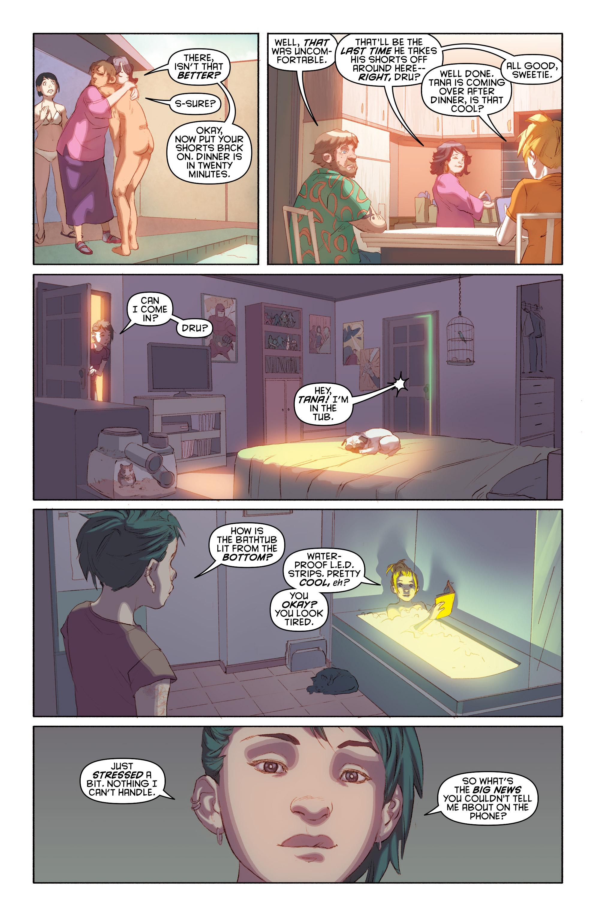 SuperZero #1 #6 - English 19