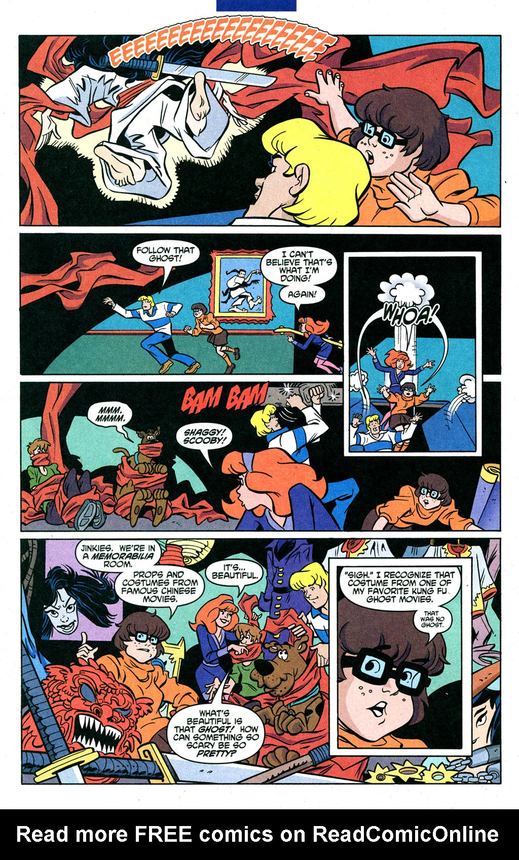 Read online Scooby-Doo (1997) comic -  Issue #91 - 7