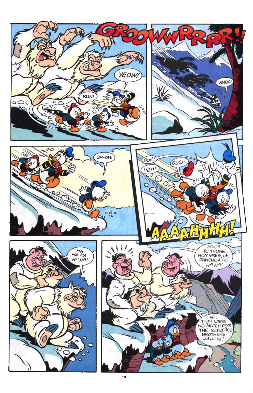 Uncle Scrooge (1953) Issue #257 #257 - English 12