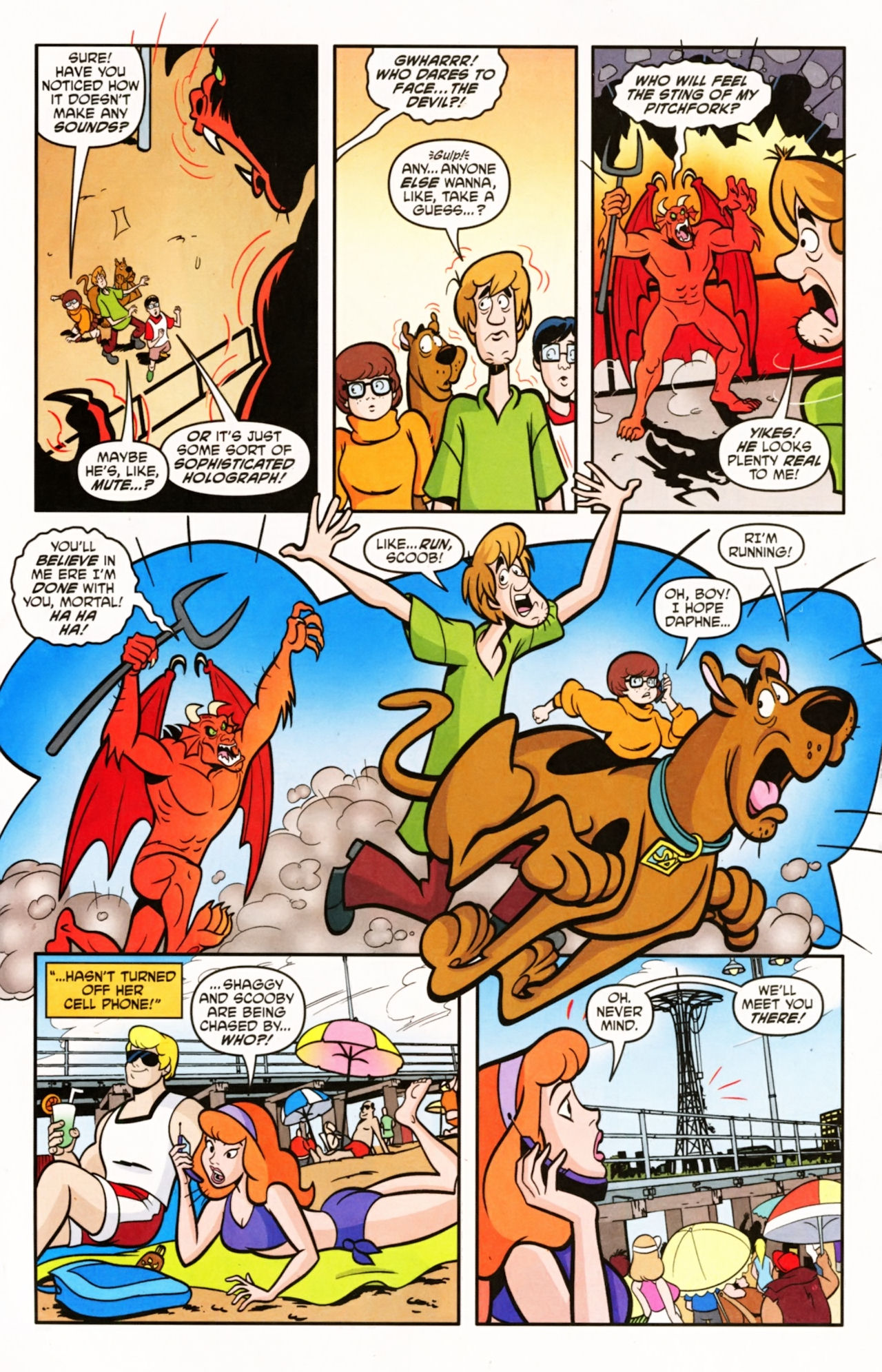 Read online Scooby-Doo (1997) comic -  Issue #155 - 8