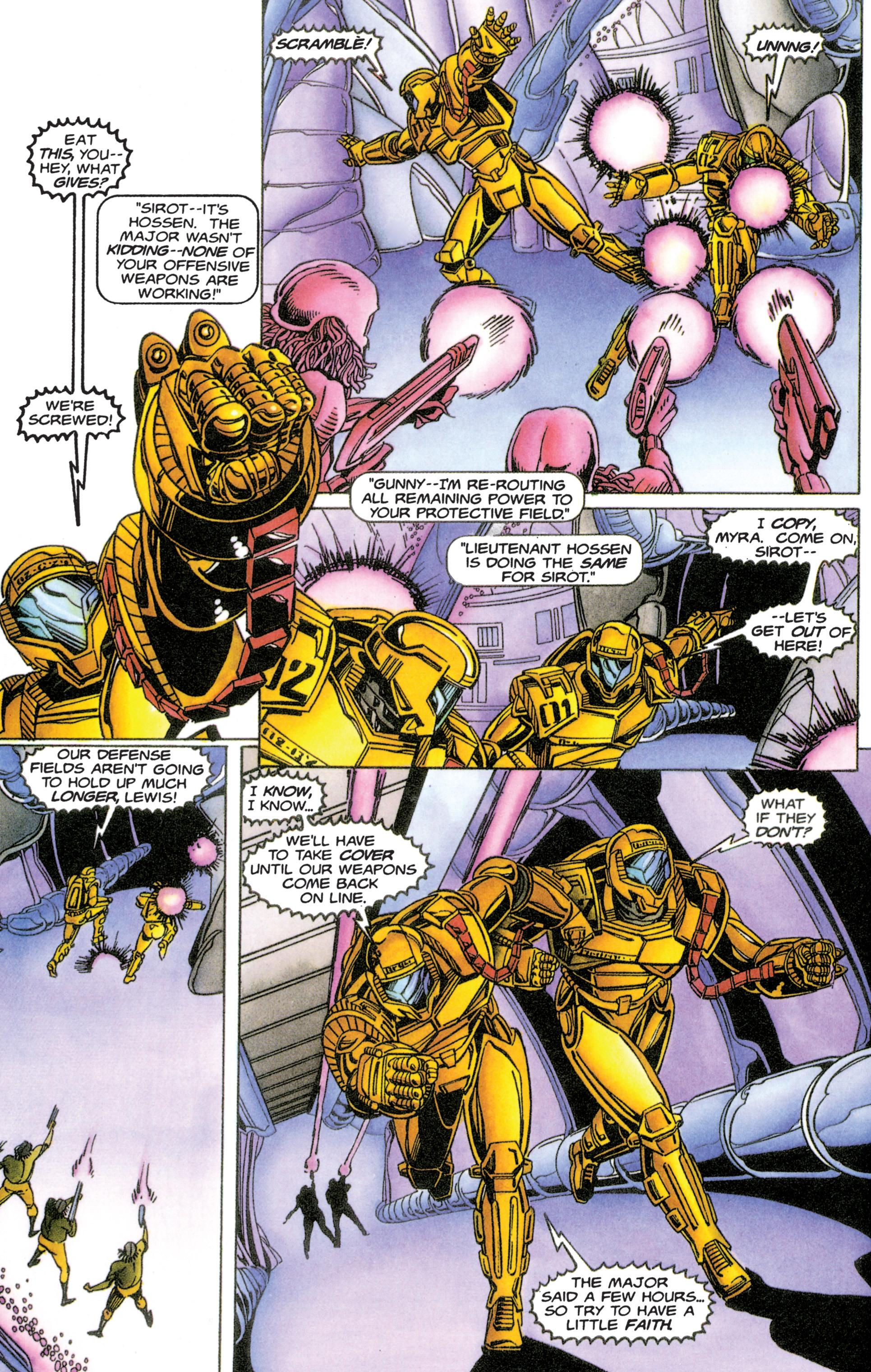 Armorines (1994) 6 Page 18