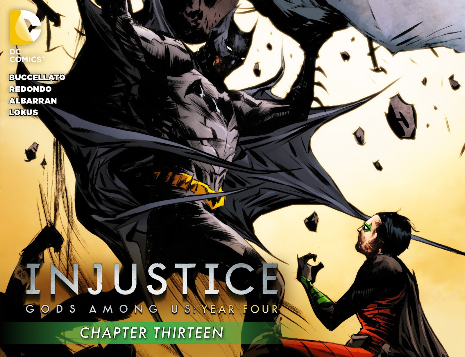 Injustice: Gods Among Us Year Four Issue #13 #14 - English 1