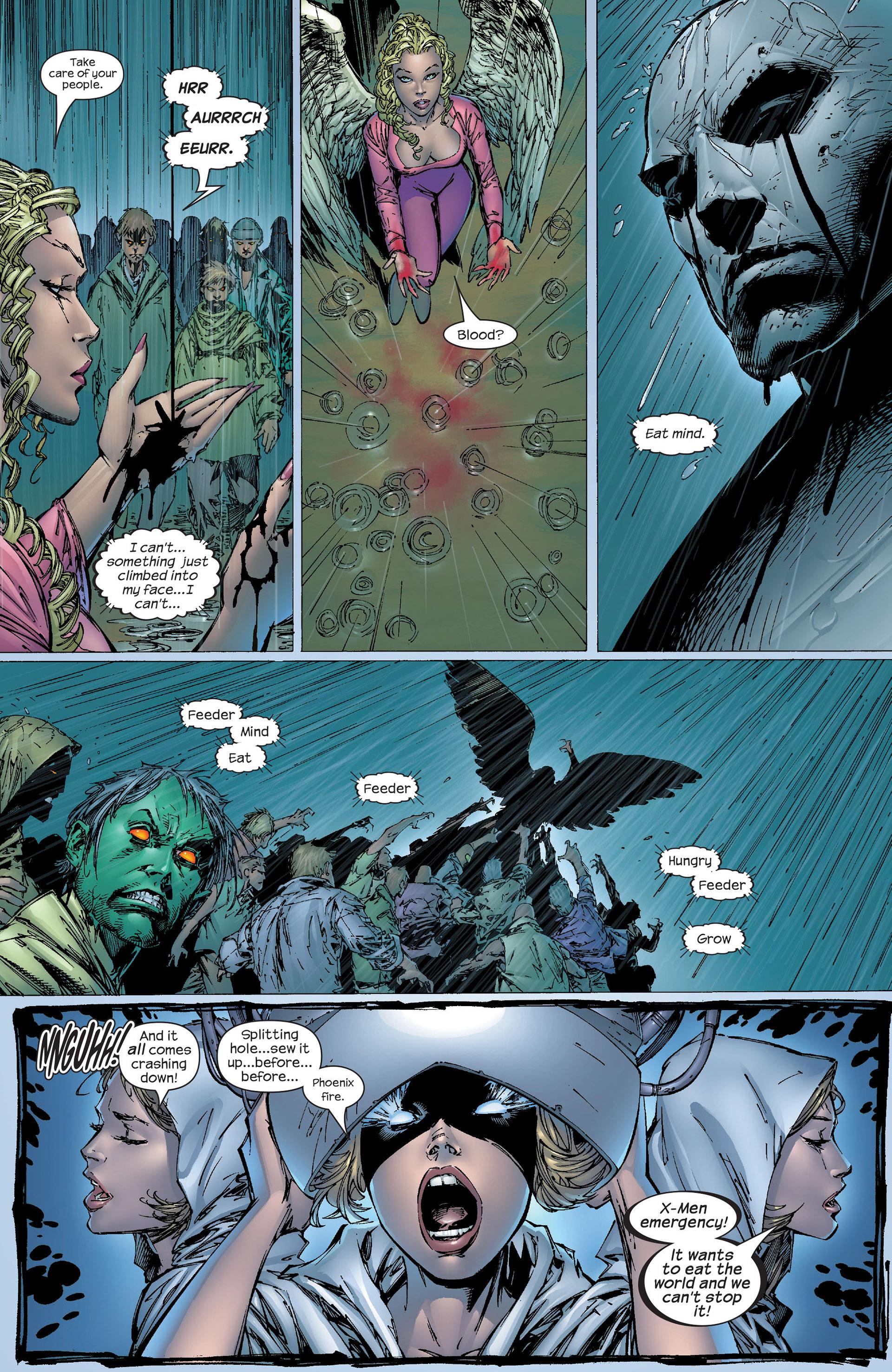 Read online New X-Men (2001) comic -  Issue #153 - 21