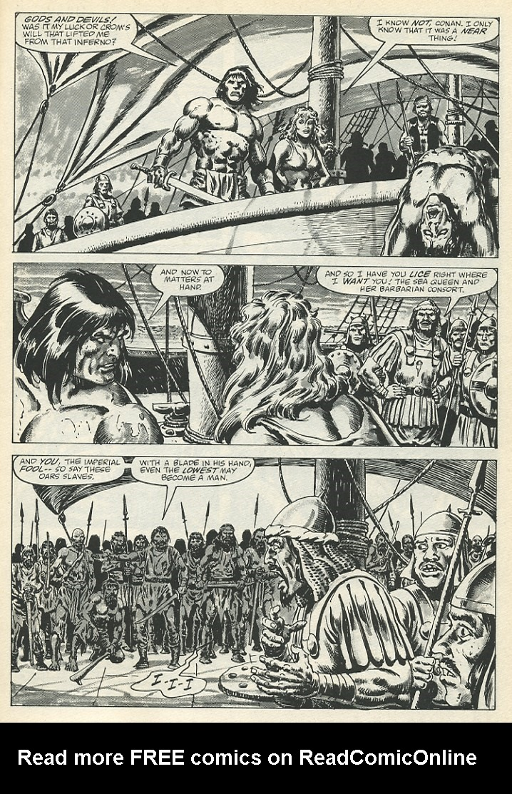 The Savage Sword Of Conan Issue #139 #140 - English 55