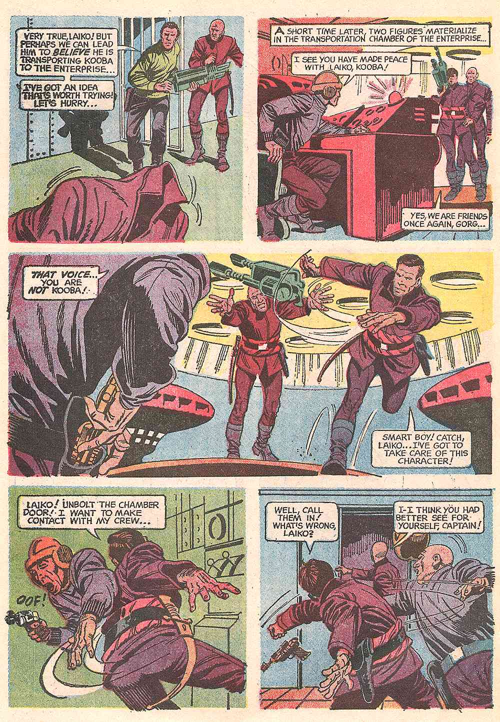 Star Trek (1967) Issue #8 #8 - English 25